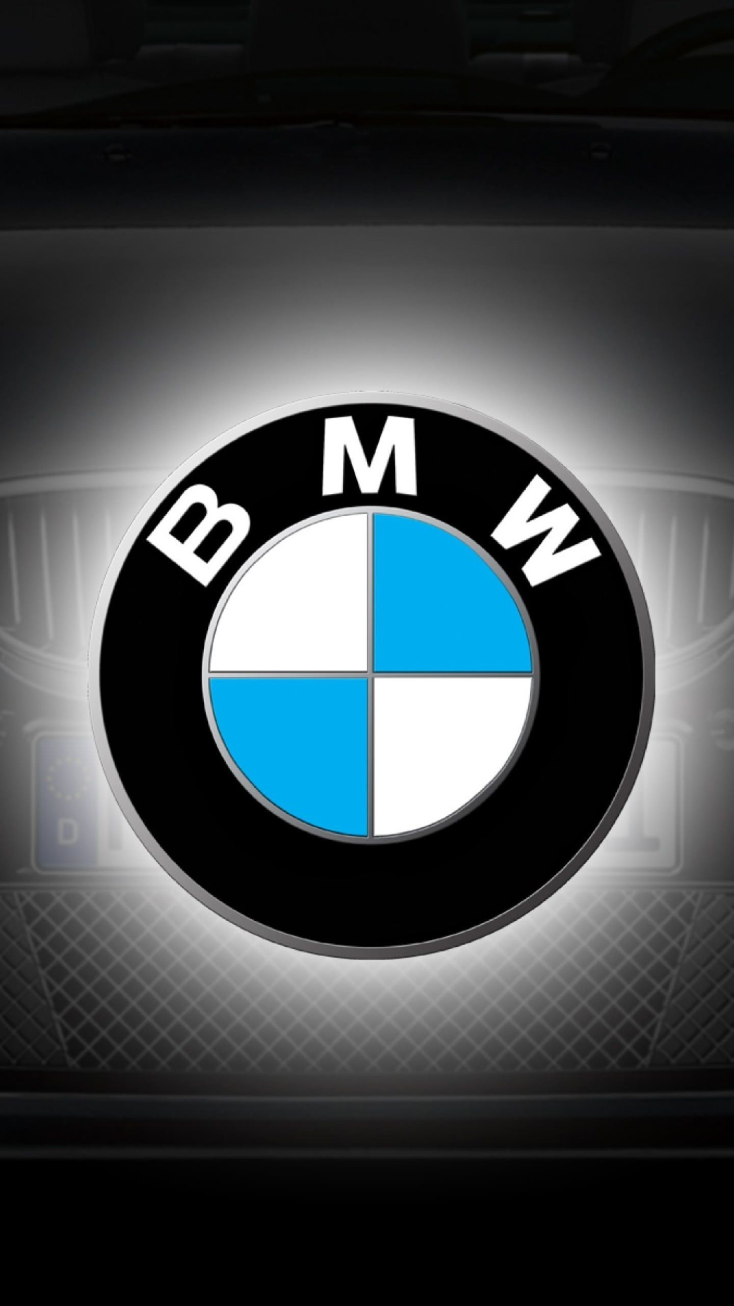 1440x2560 bmw logo android smartphone wallpaper