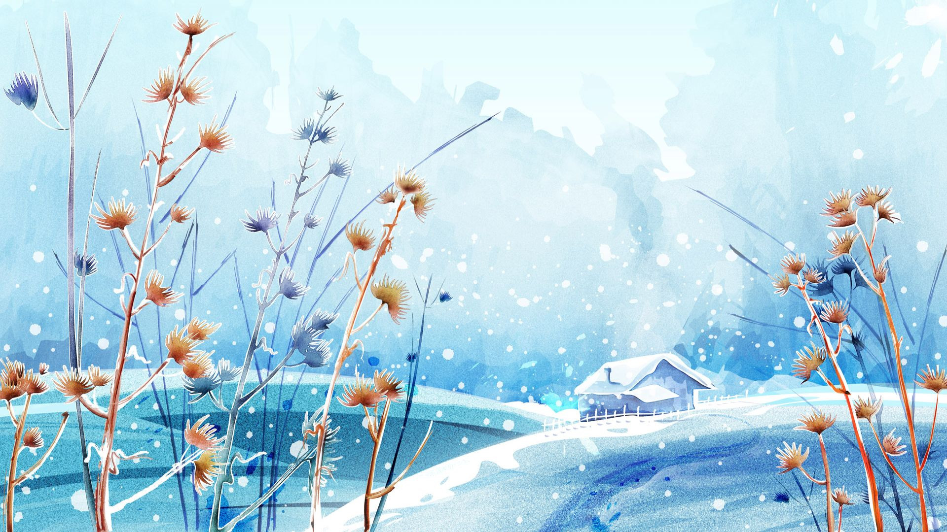 Desktop Wallpaper Winter