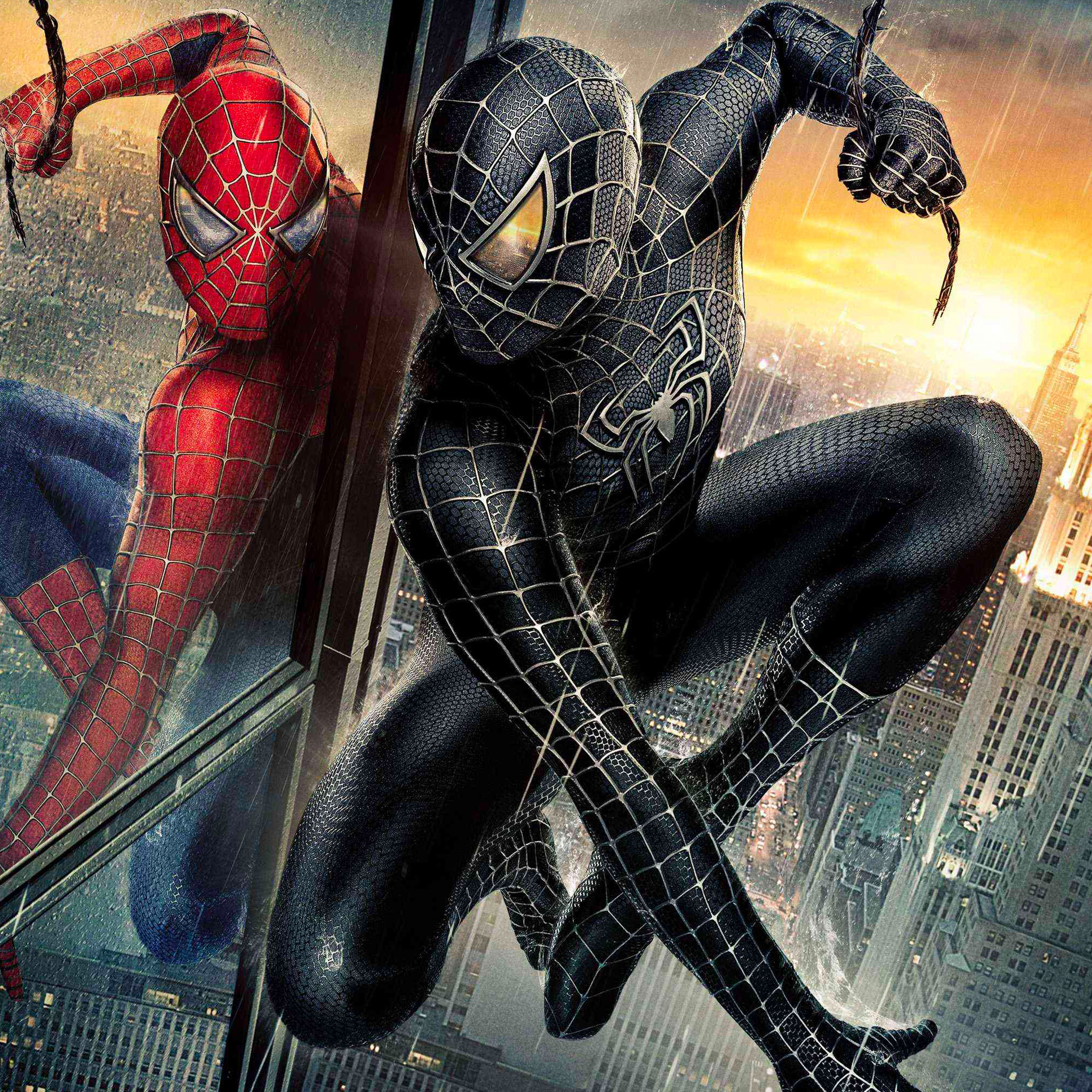 spiderman 3 Mary jane has been captured by venom help spider-man reach her in time by swinging across the building tops before time runs out.