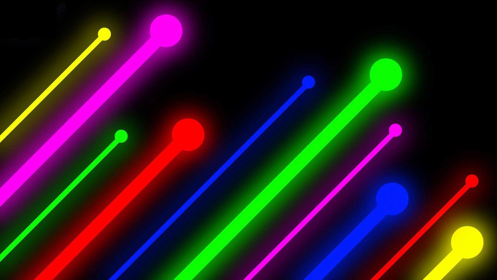 Neon Colors Wallpaper ·① WallpaperTag