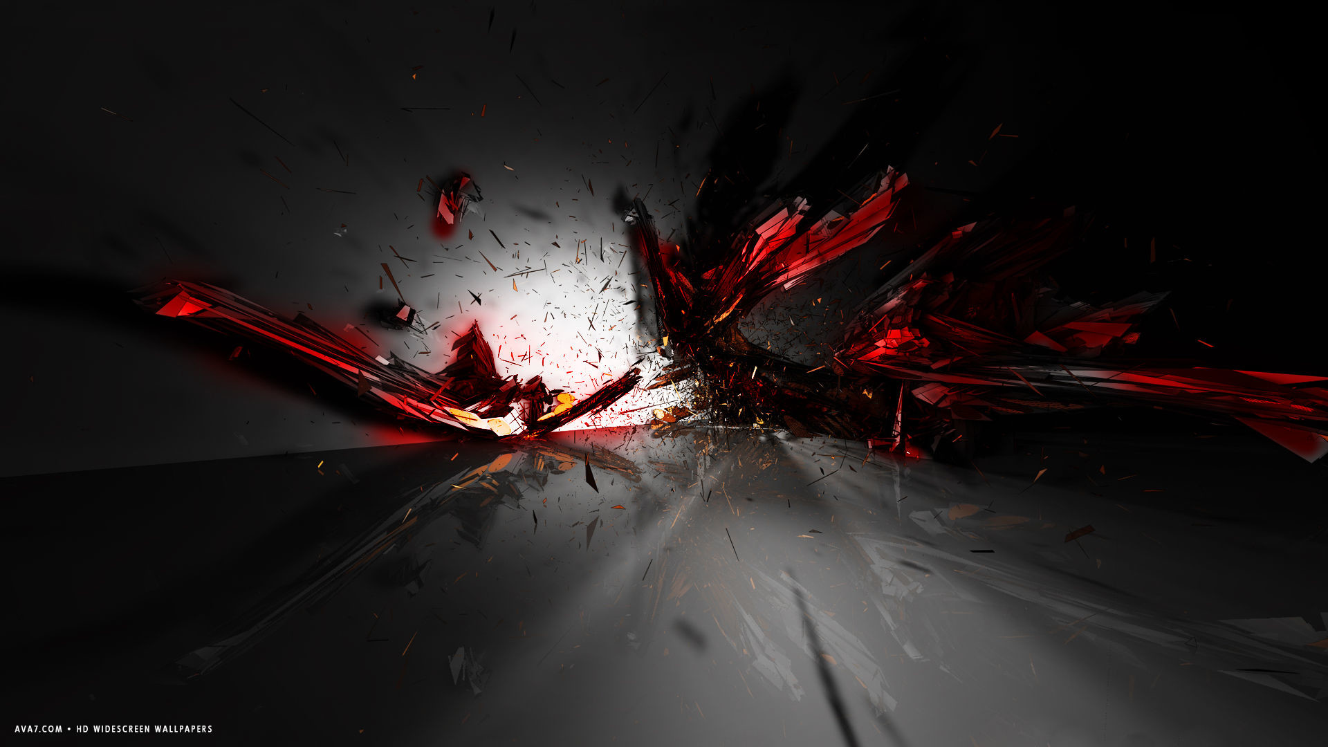 Black and Red Abstract Wallpaper ·① WallpaperTag