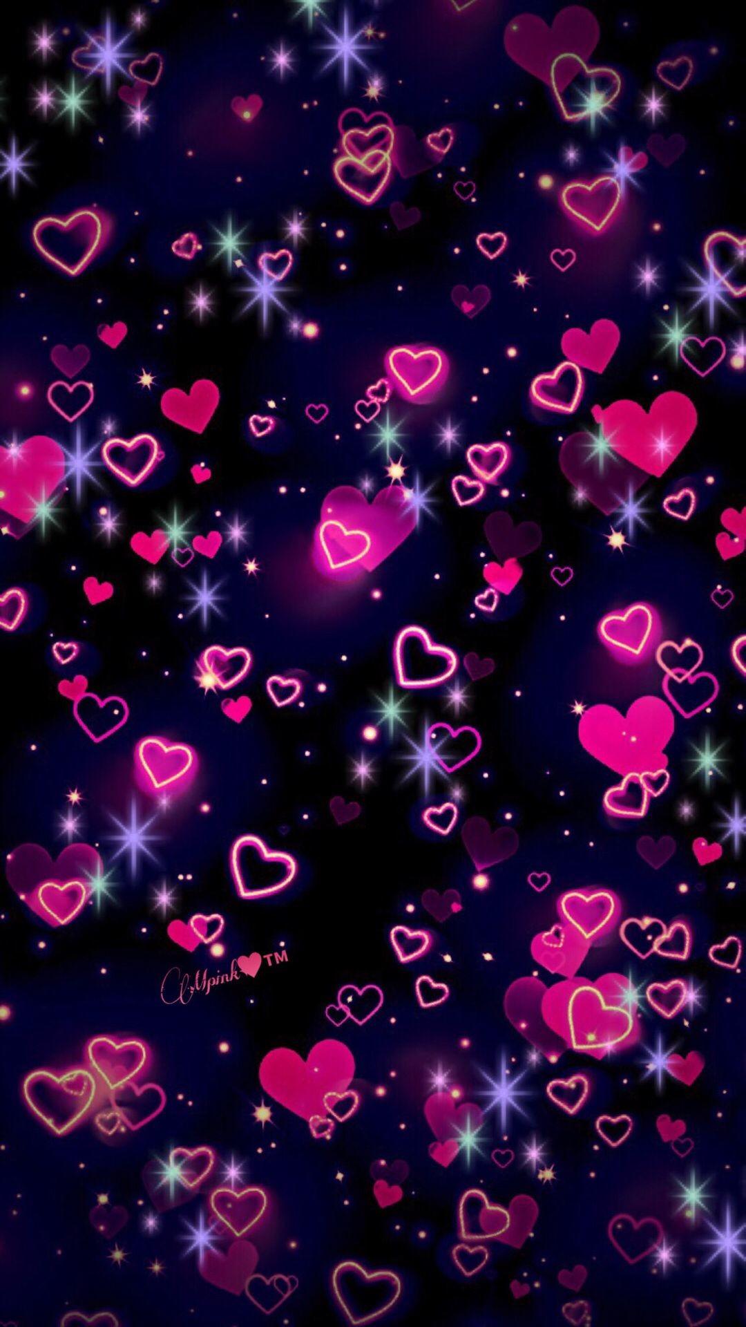 Cute Heart Wallpaper Wallpapertag