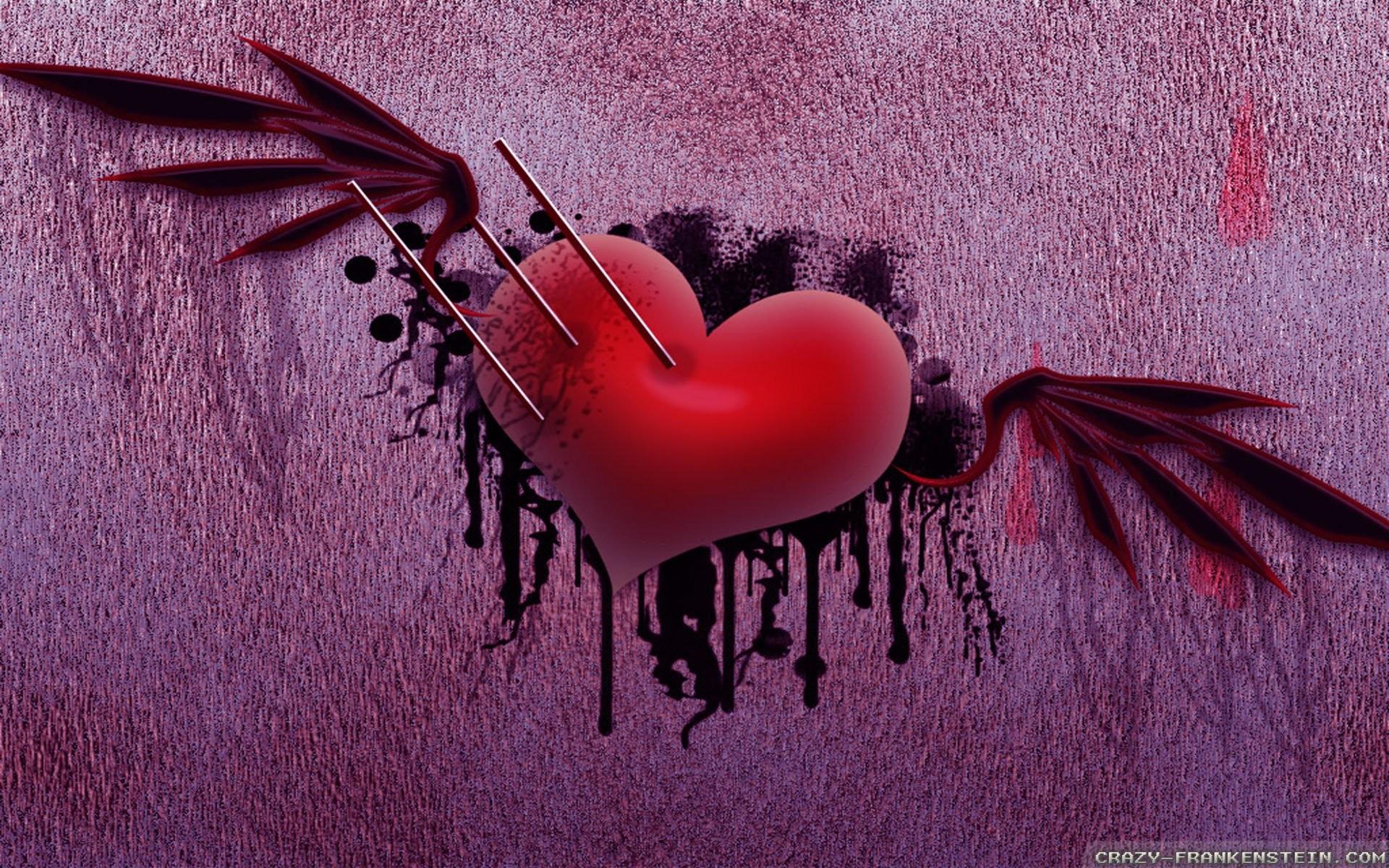 картинка сердца ранимая спустя сутки
