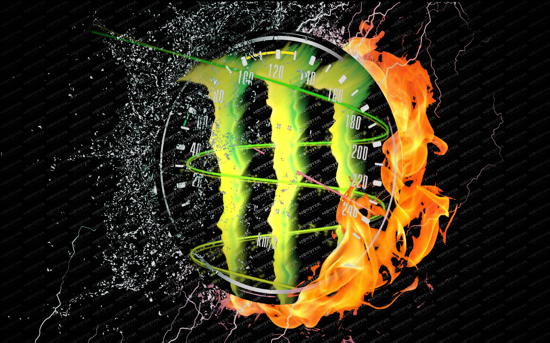 Monster Energy Logo Wallpapers