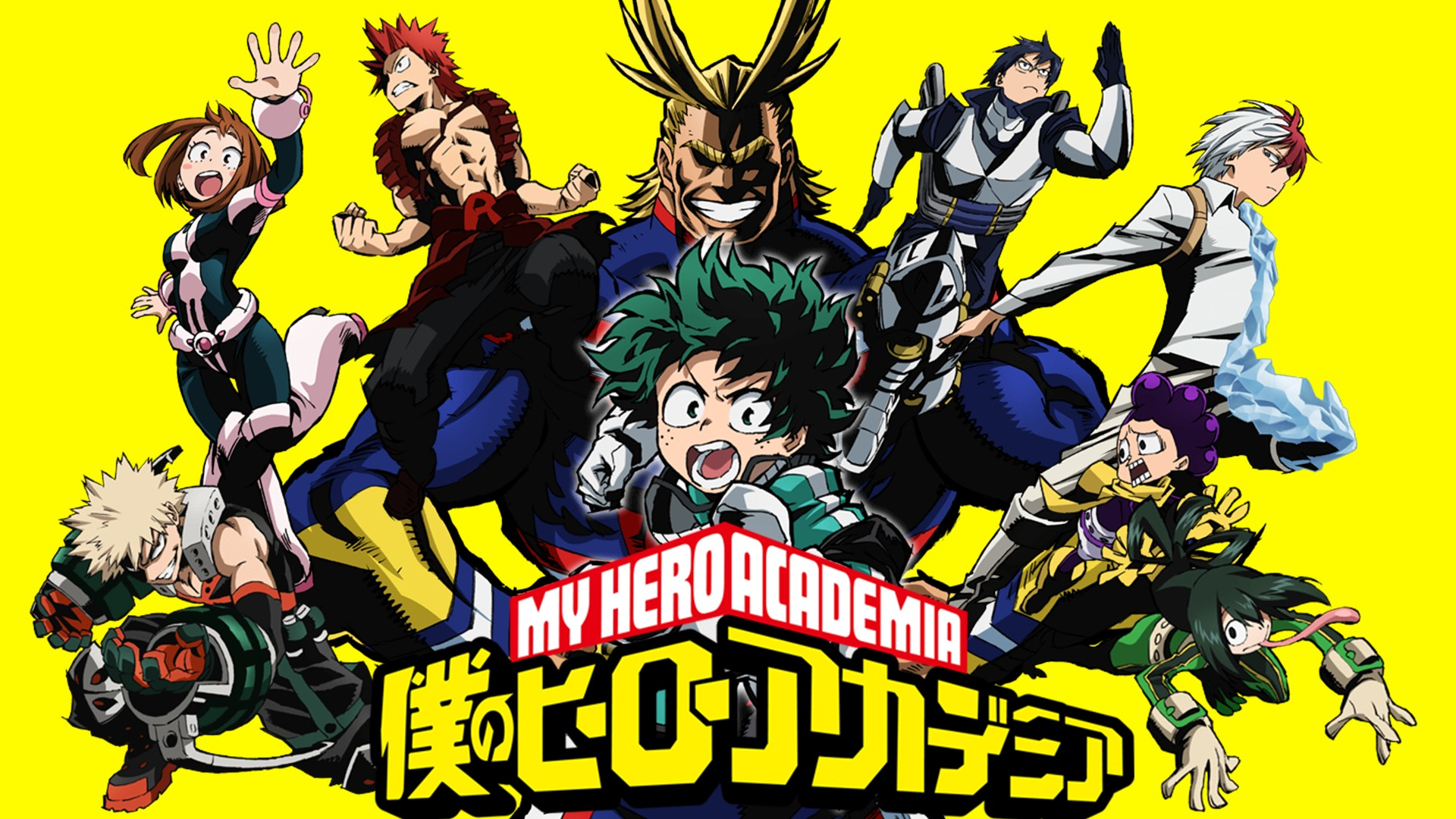 My Hero Academia Wallpaper Download Free Amazing Backgrounds