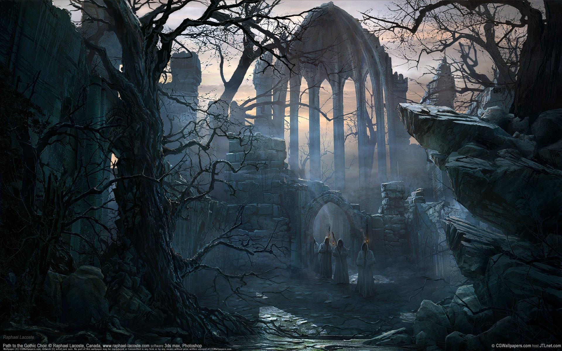 Cool Goth Wallpapers 1
