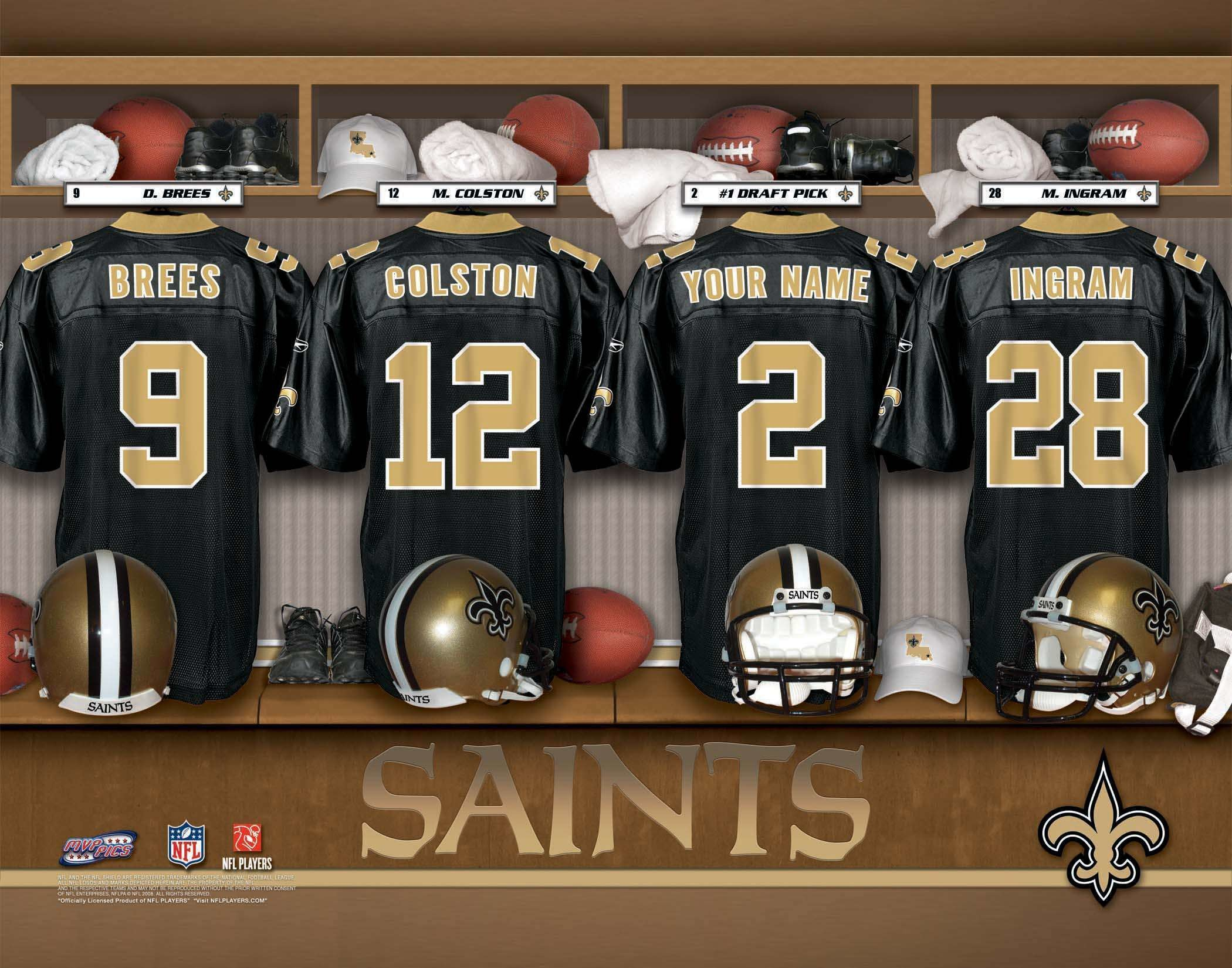New Orleans Saints 2017 Wallpaper Wallpapertag