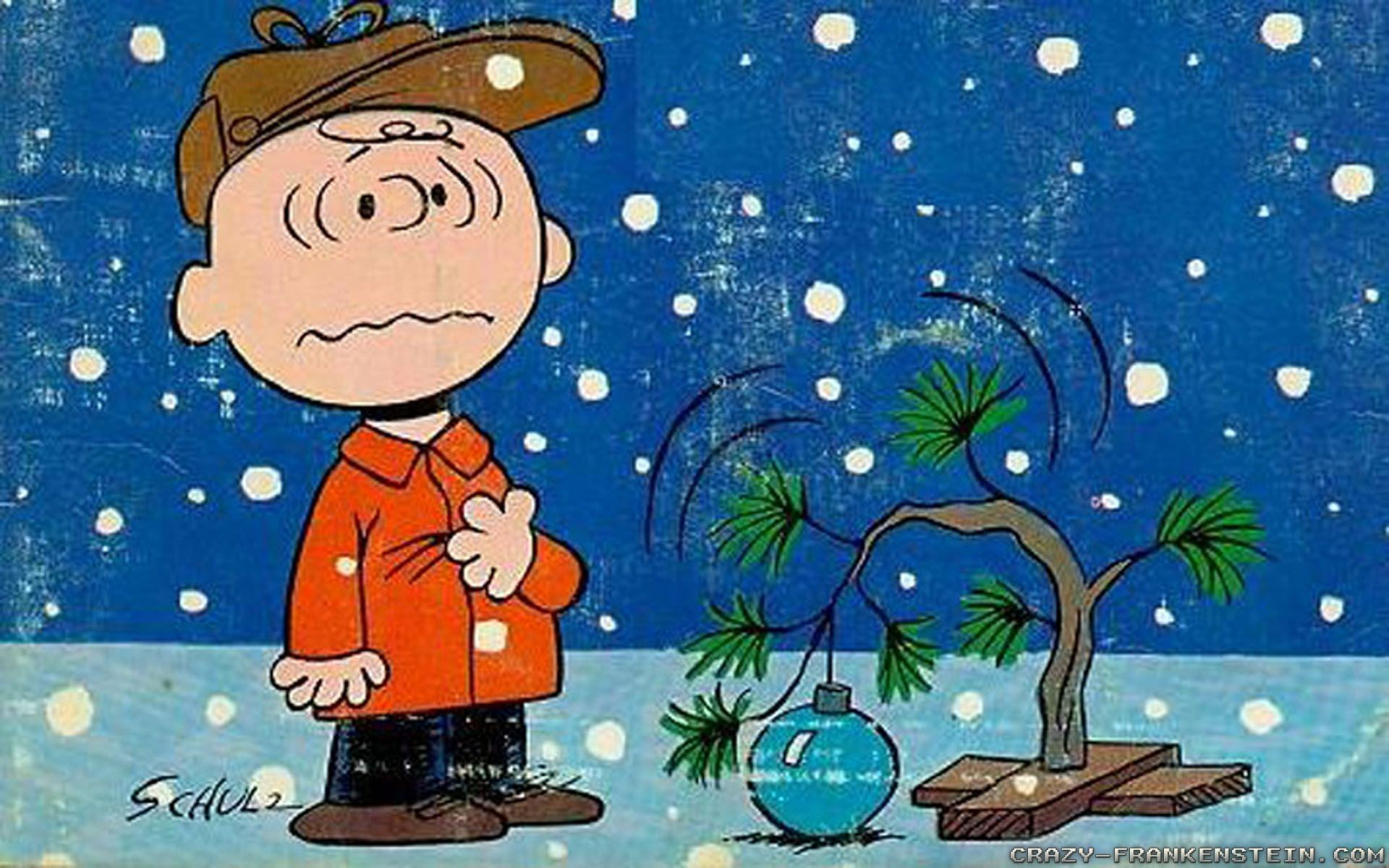 Charlie Brown Christmas Wallpaper Download Free Beautiful