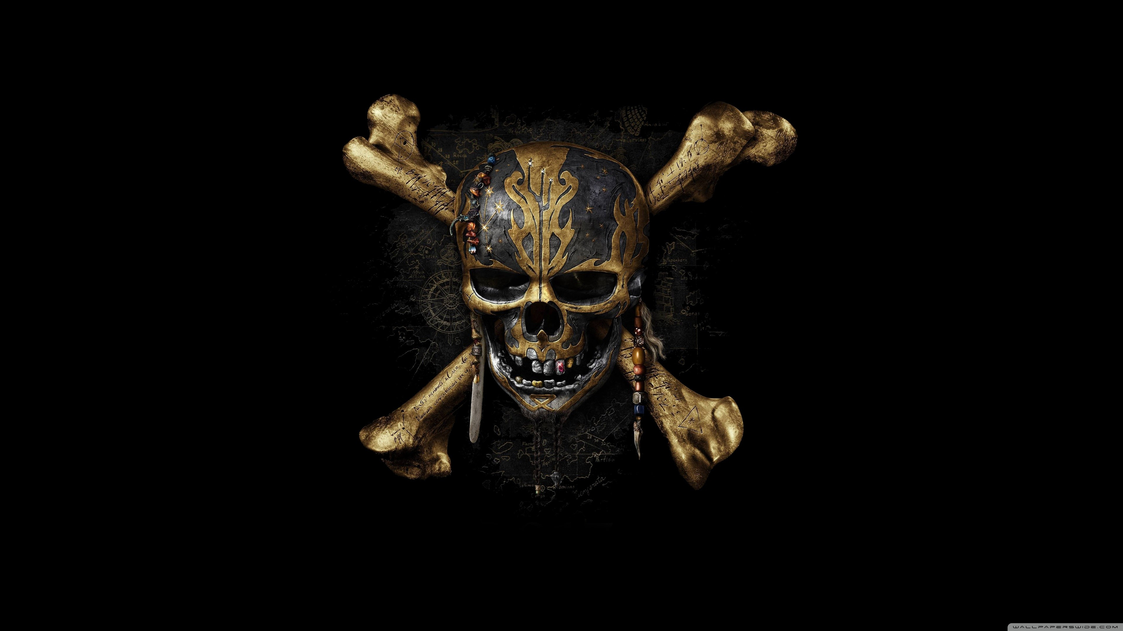 Pirates Of The Caribbean Wallpapers Wallpapertag