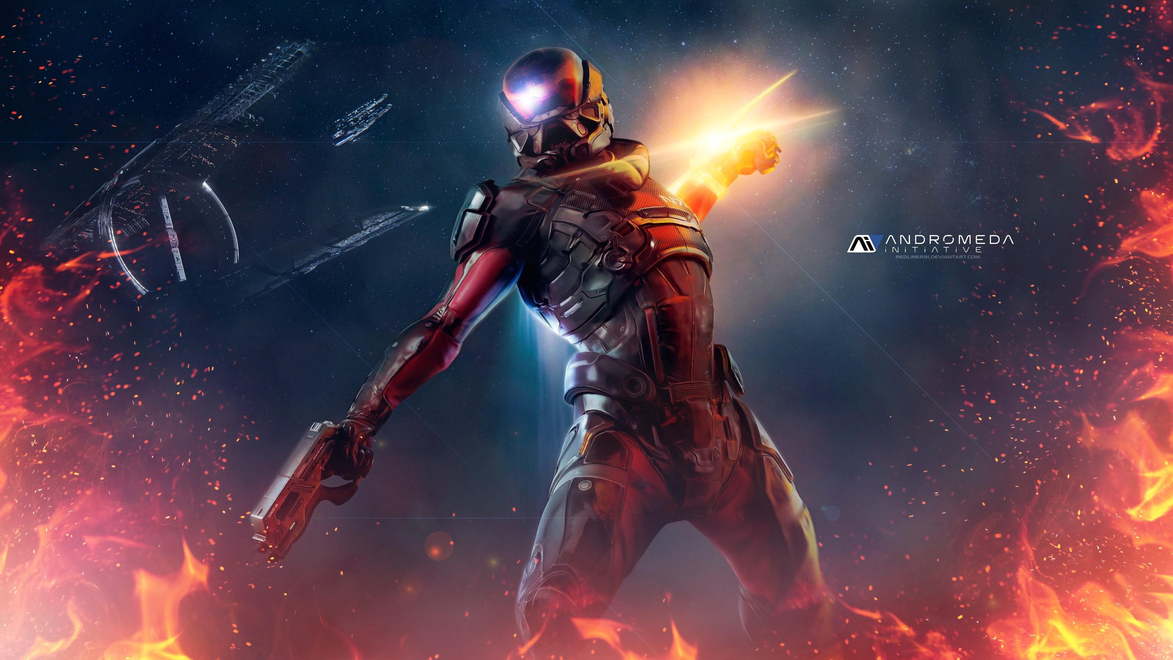 Mass Effect Wallpaper Hd Wallpapertag