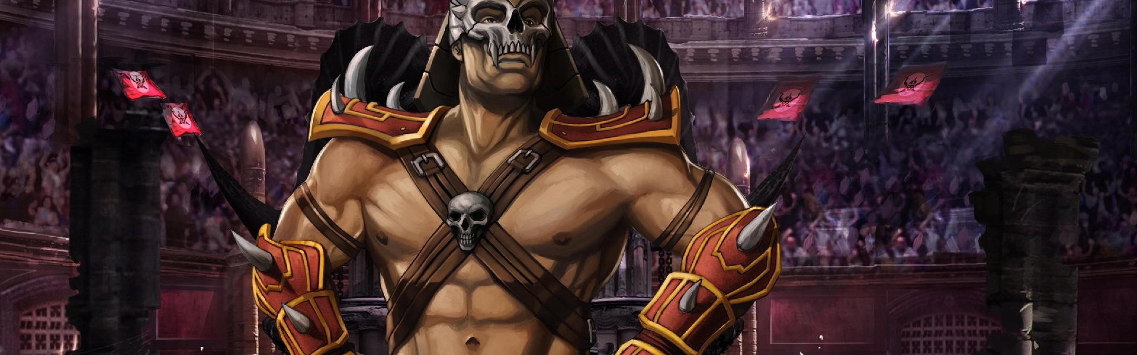 Mortal Kombat Shao Kahn Wallpaper ·① WallpaperTag