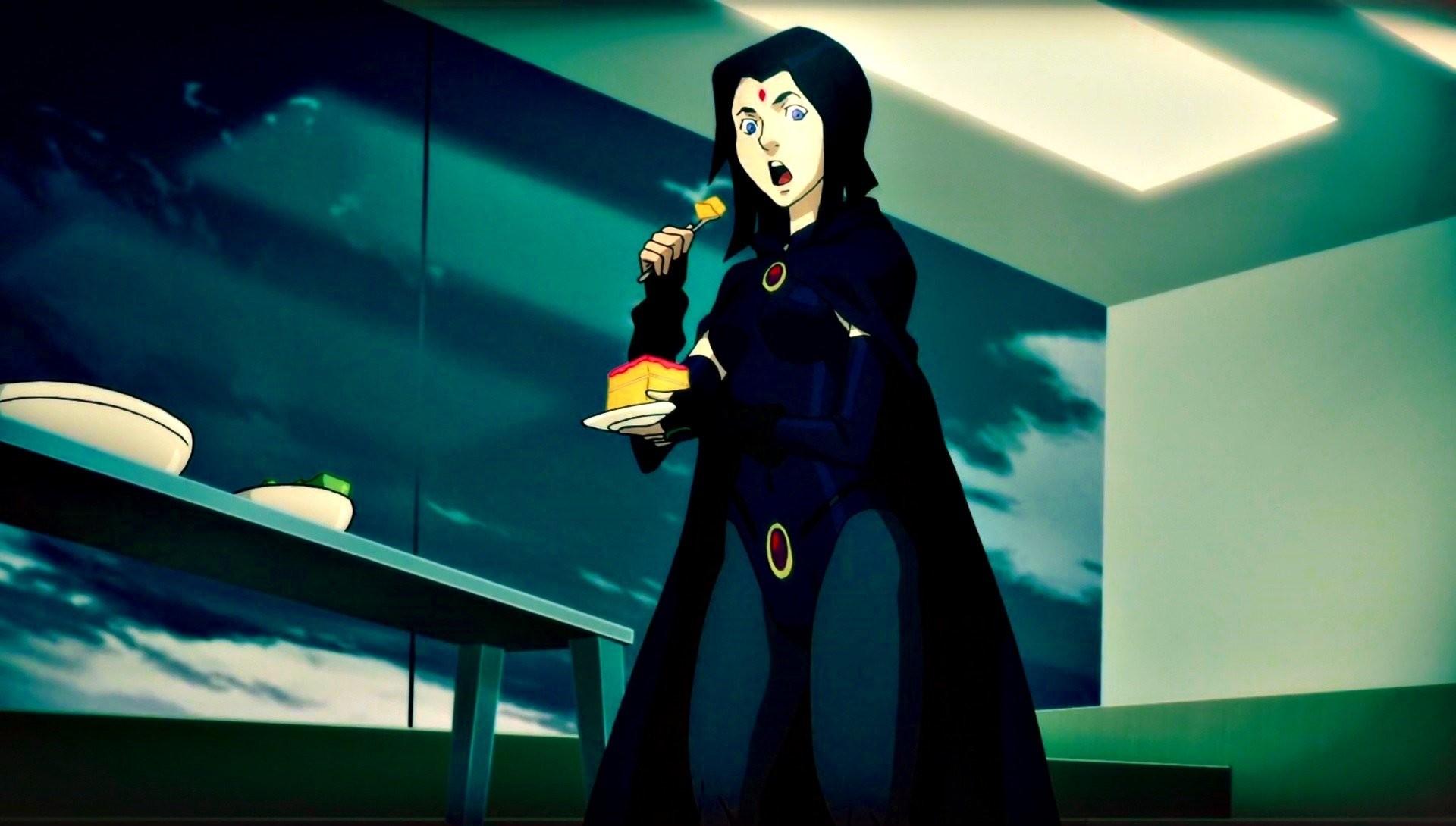 Raven Teen Titans Wallpaper 183 ①