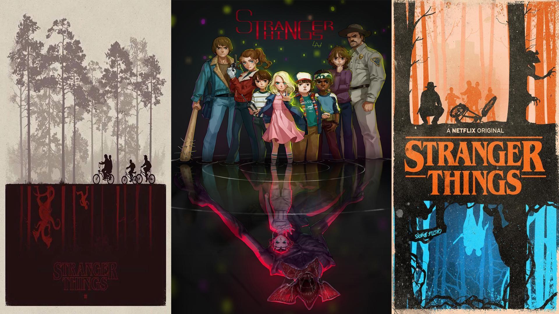 Stranger things wallpapers - Stranger things desktop wallpaper ...