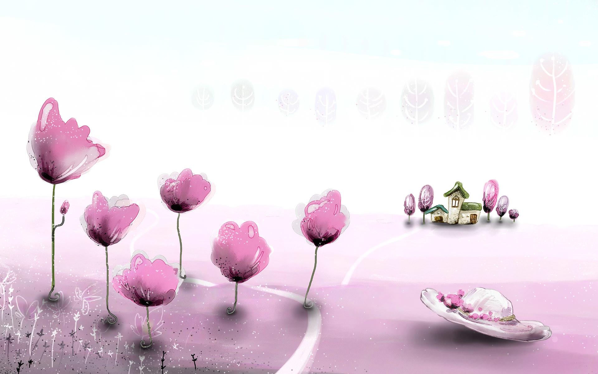 Cute Korean Backgrounds Wallpapertag