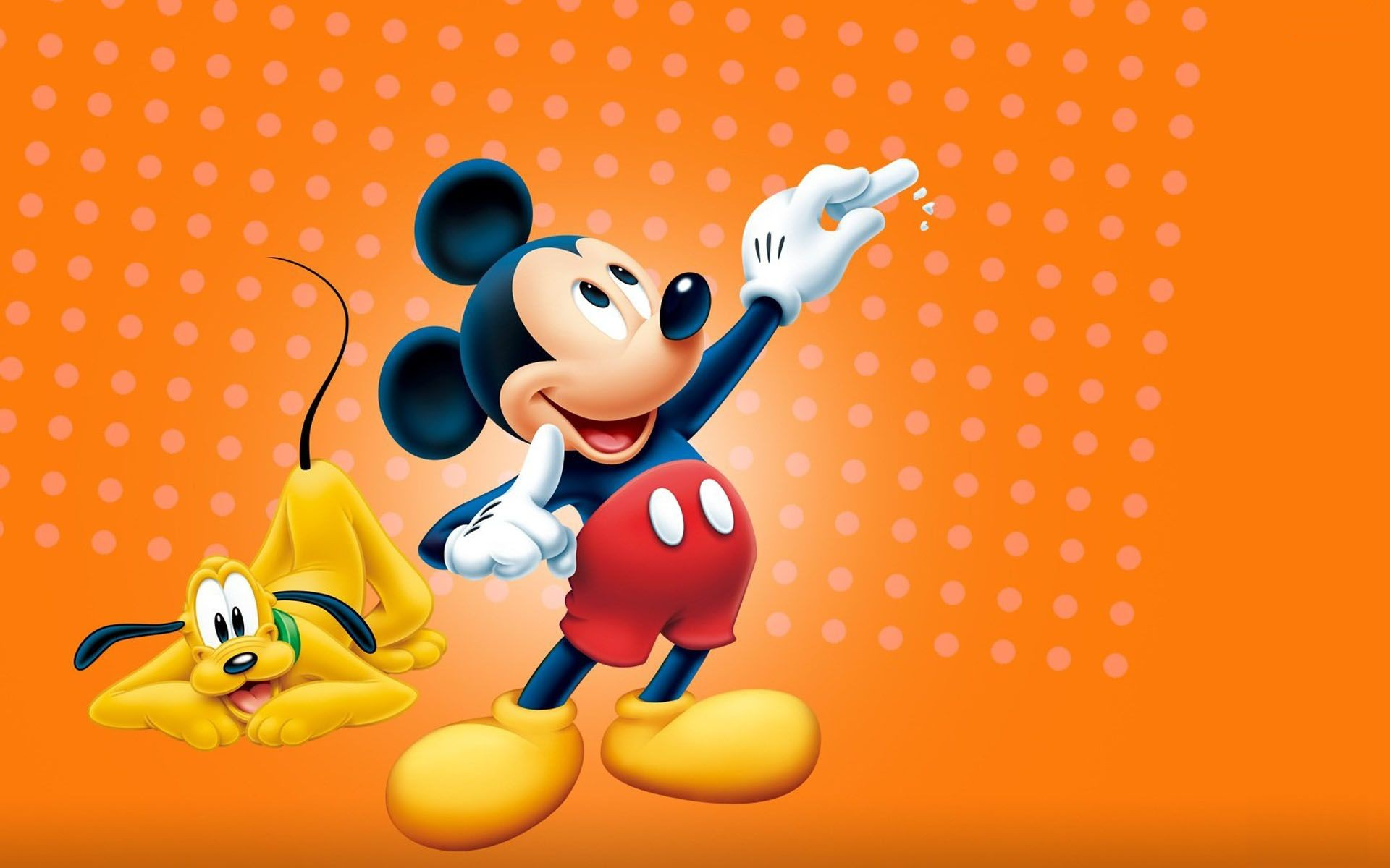 Mickey Mouse Wallpaper ① Download Free Stunning Backgrounds For