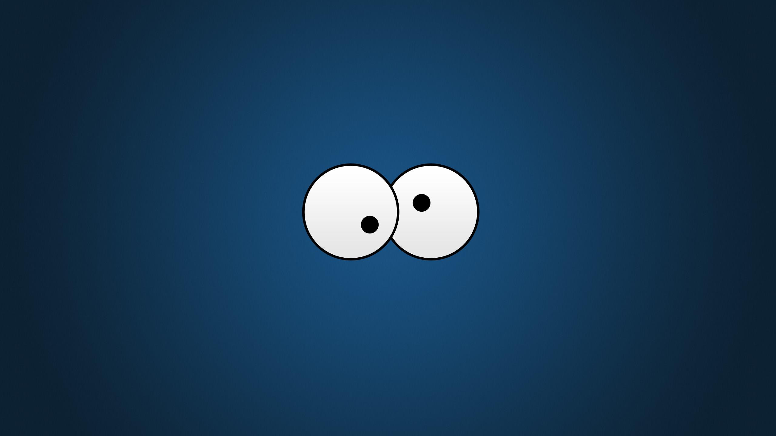 2560x1440 Cookie Monster Wallpaper Download TV
