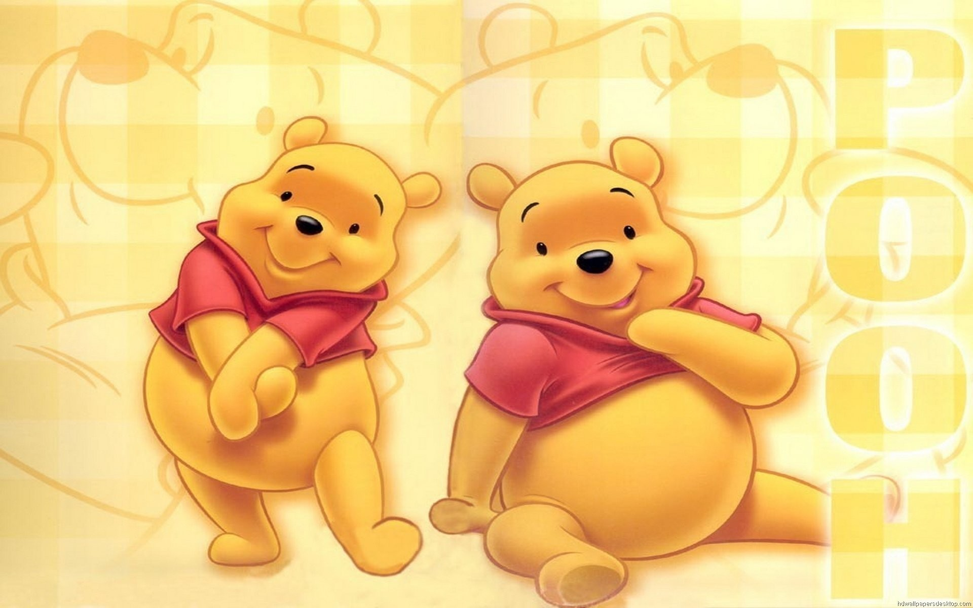 Wallpaper Pooh Bear Wallpapertag
