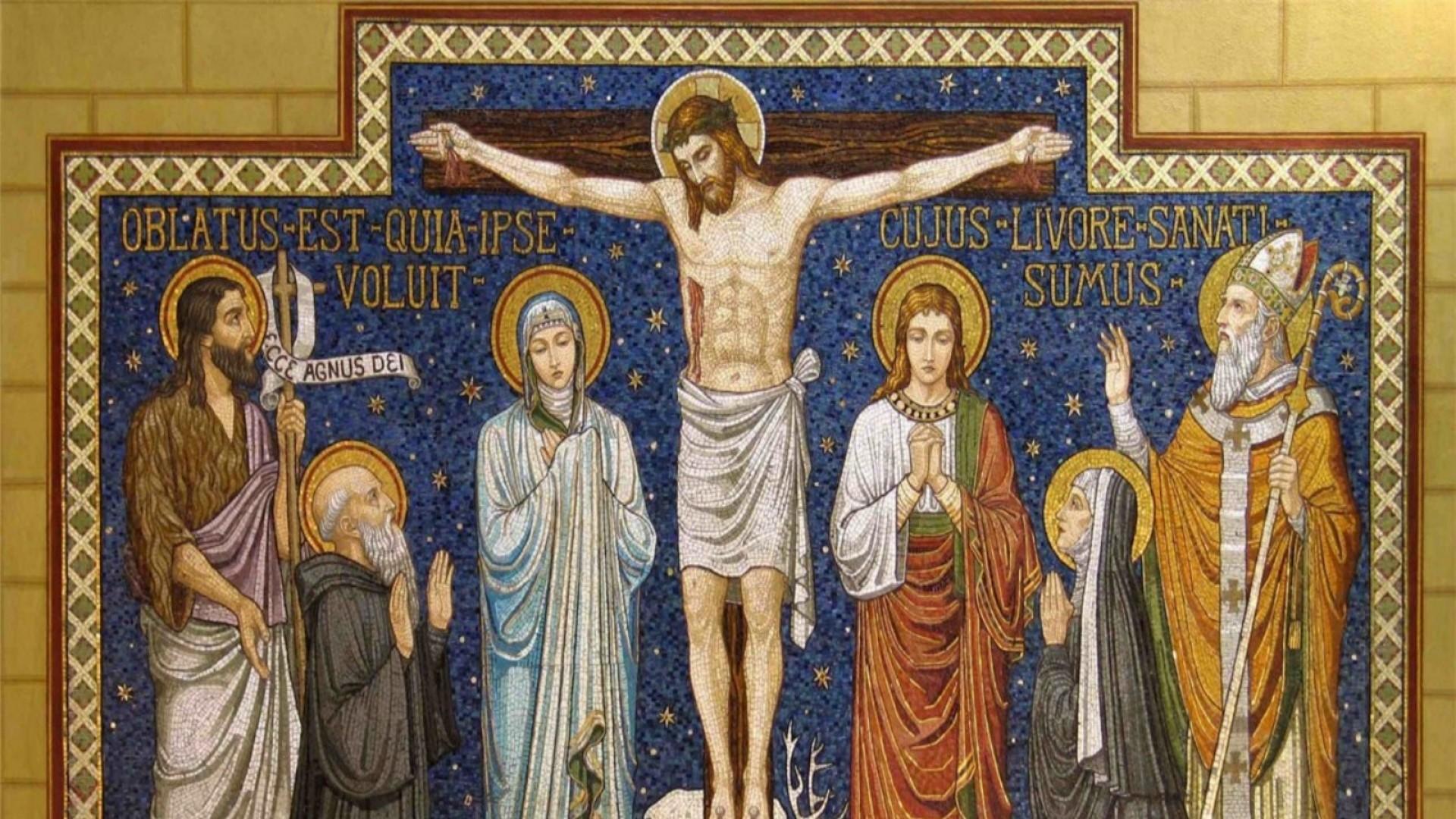 Catholic Desktop Wallpaper 1