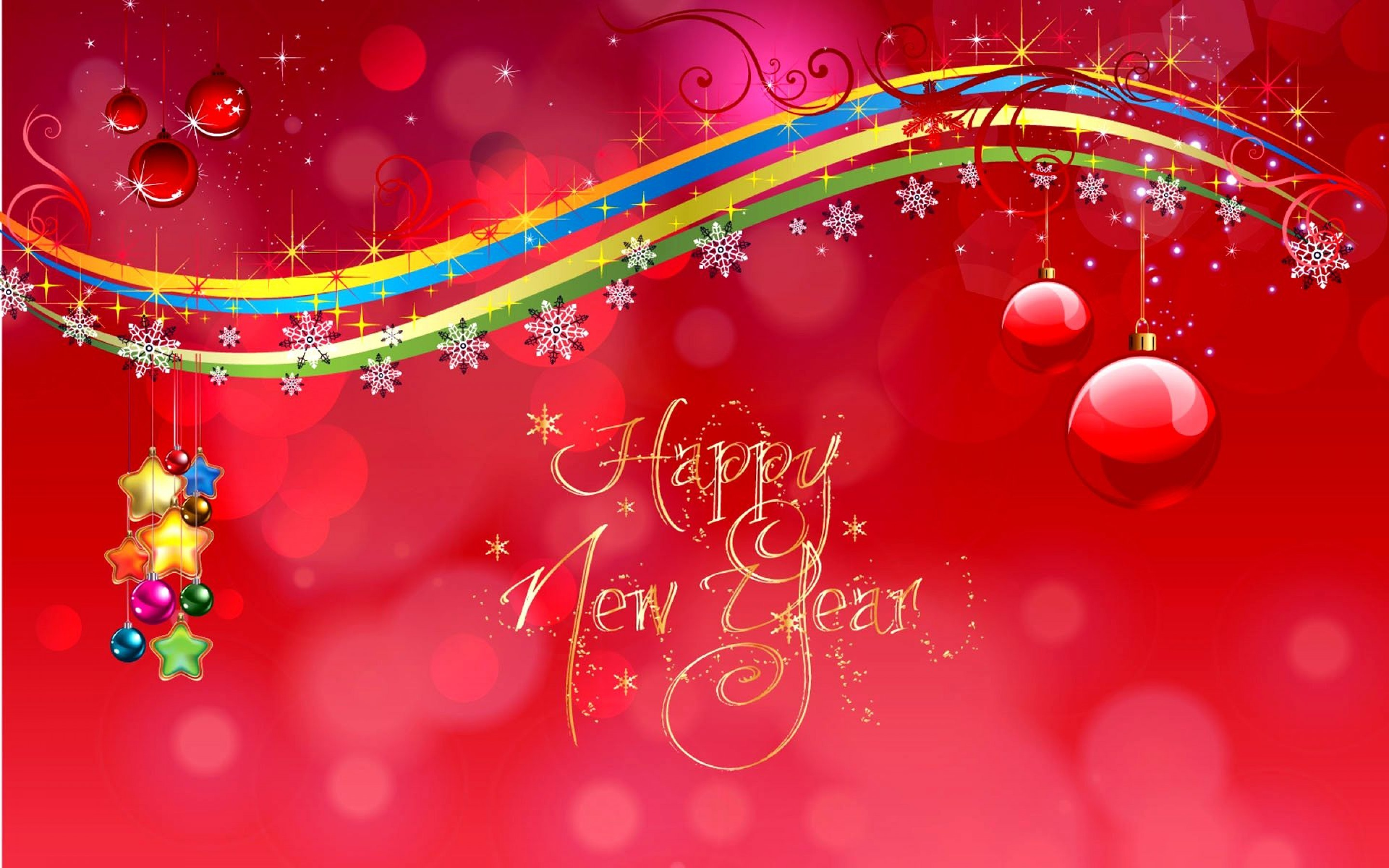 2880x1800 happy new year wallpapers 2018 download 1920x1200