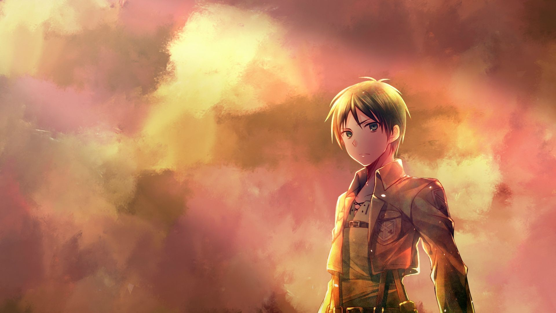 Attack On Titan Background Download Free Beautiful Hd