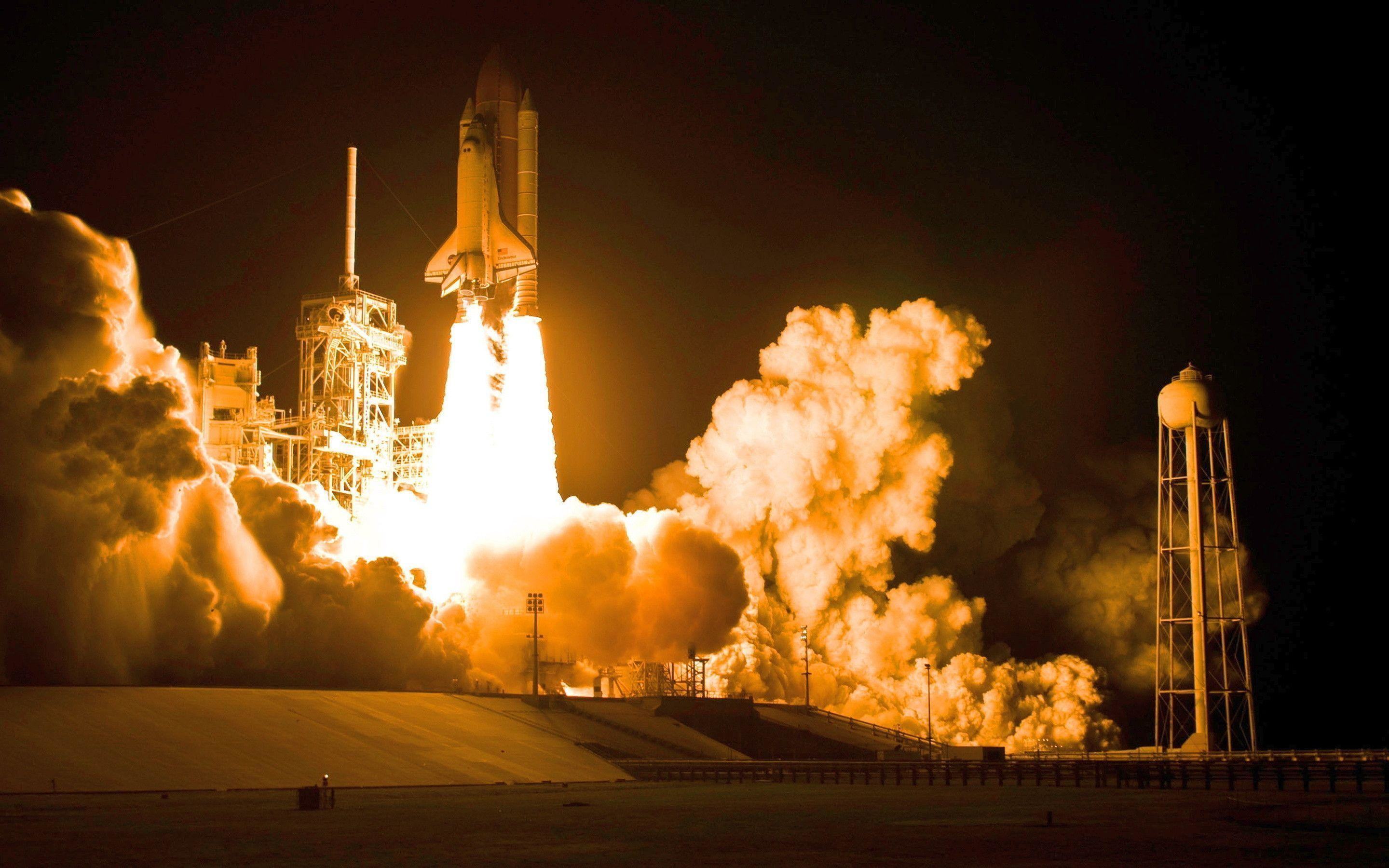 space shuttle launch to space - photo #29
