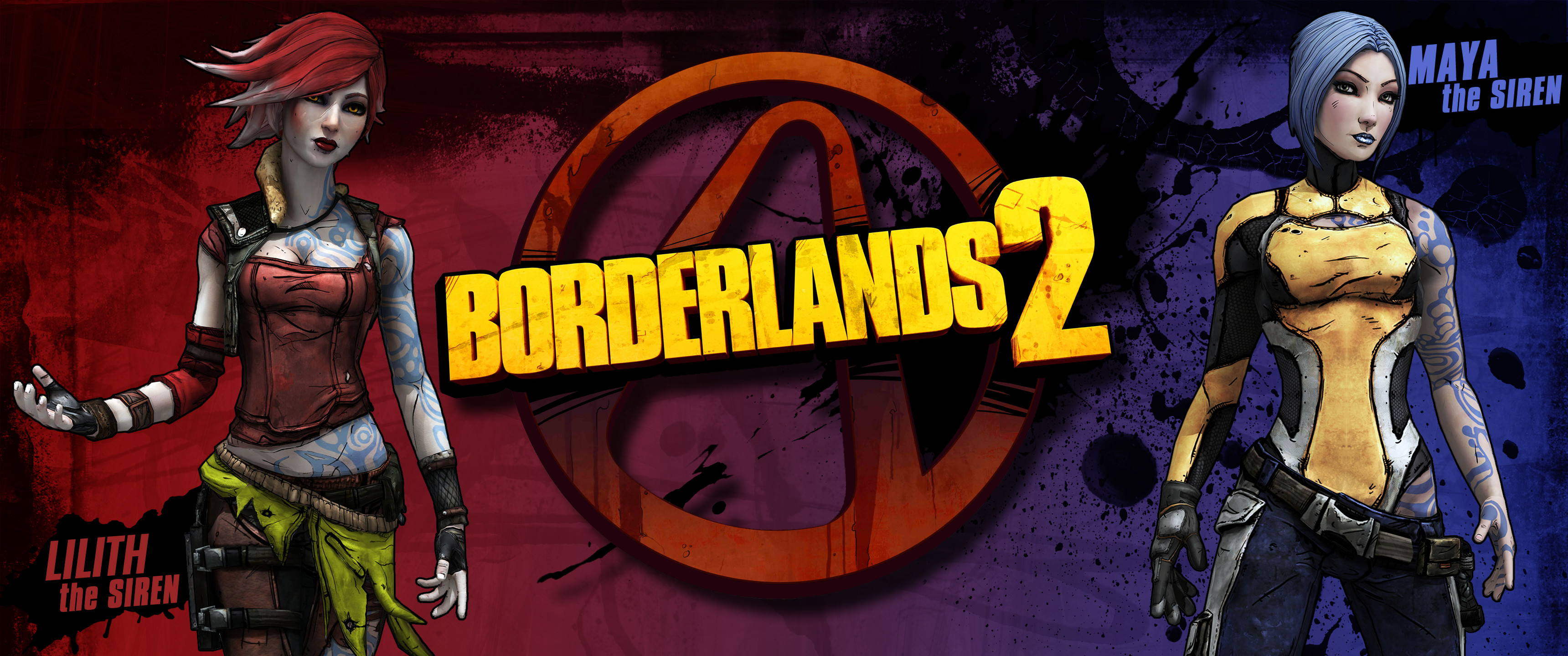 Lilith Borderlands 2 Wallpapers (77+ background pictures)  |Borderlands 2 Wallpaper Lilith