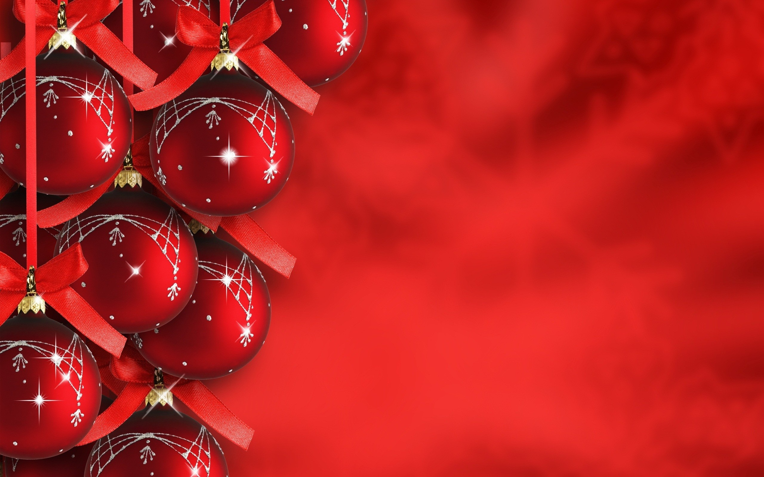 3D Christmas Backgrounds ·①