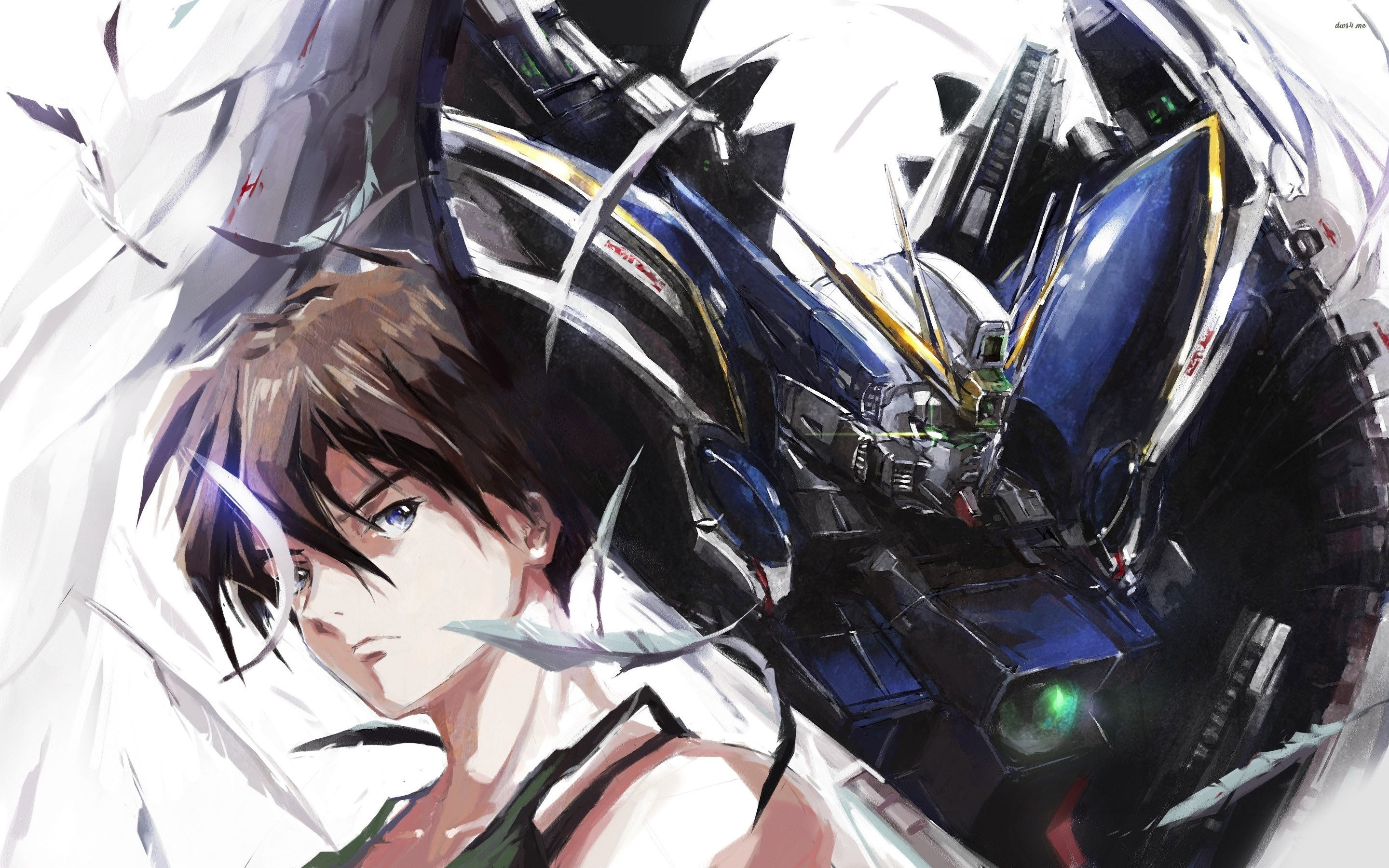 Gundam Wing Backgrounds Wallpapertag