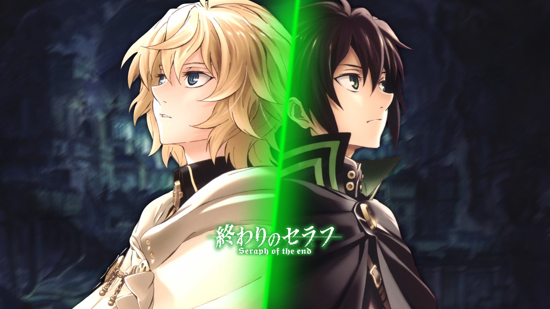 Seraph Of The End Wallpaper Download Free Amazing Hd
