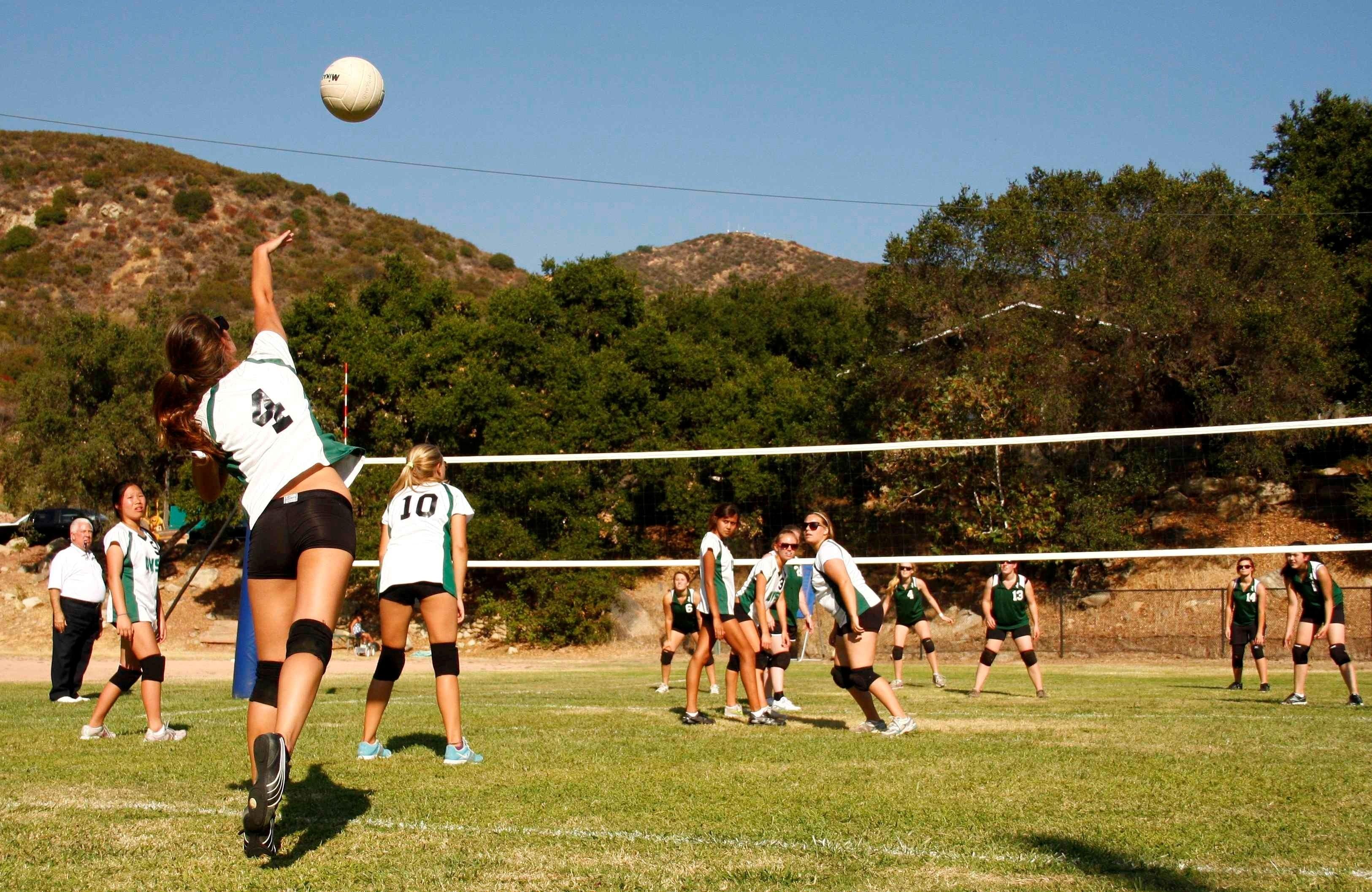 Sport Wallpaper Volleyball: Volleyball Backgrounds ·① WallpaperTag