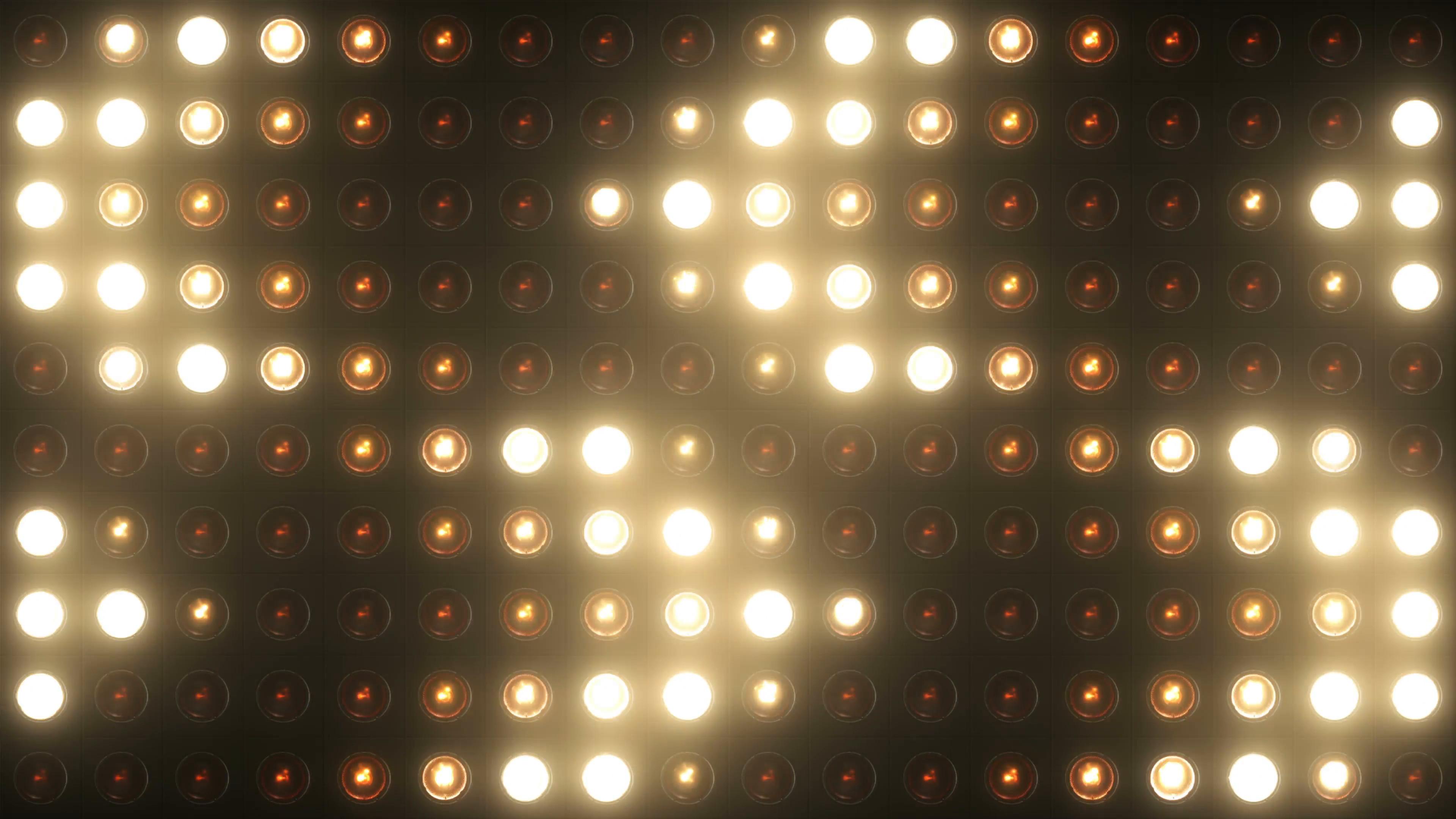 Christmas Spotlight Projection