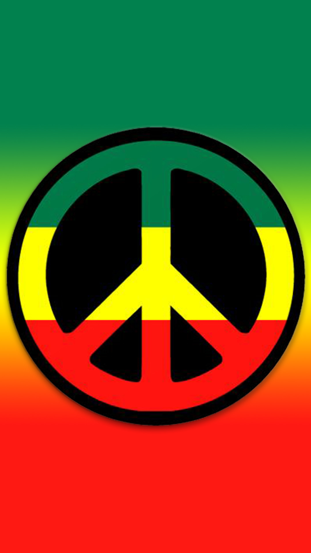Peace Sign Wallpapers ·①