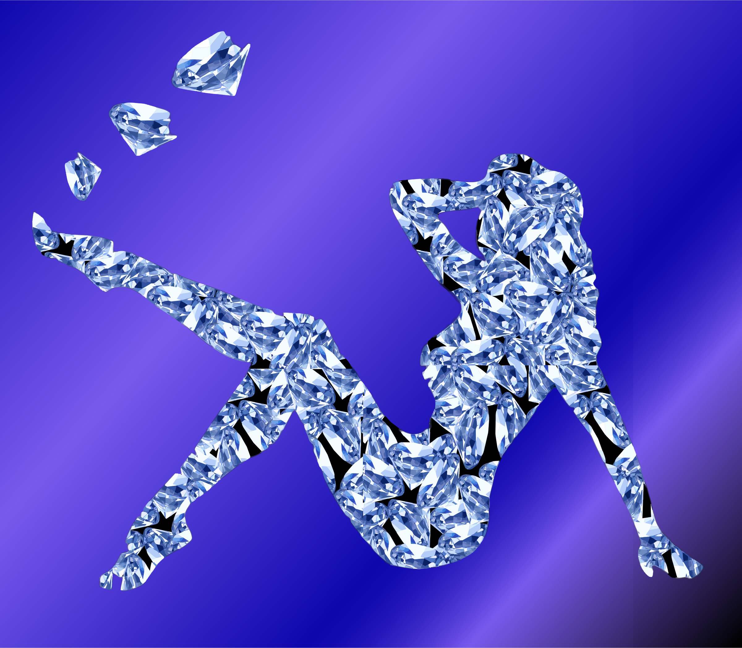 Diamond Background Images ·① WallpaperTag