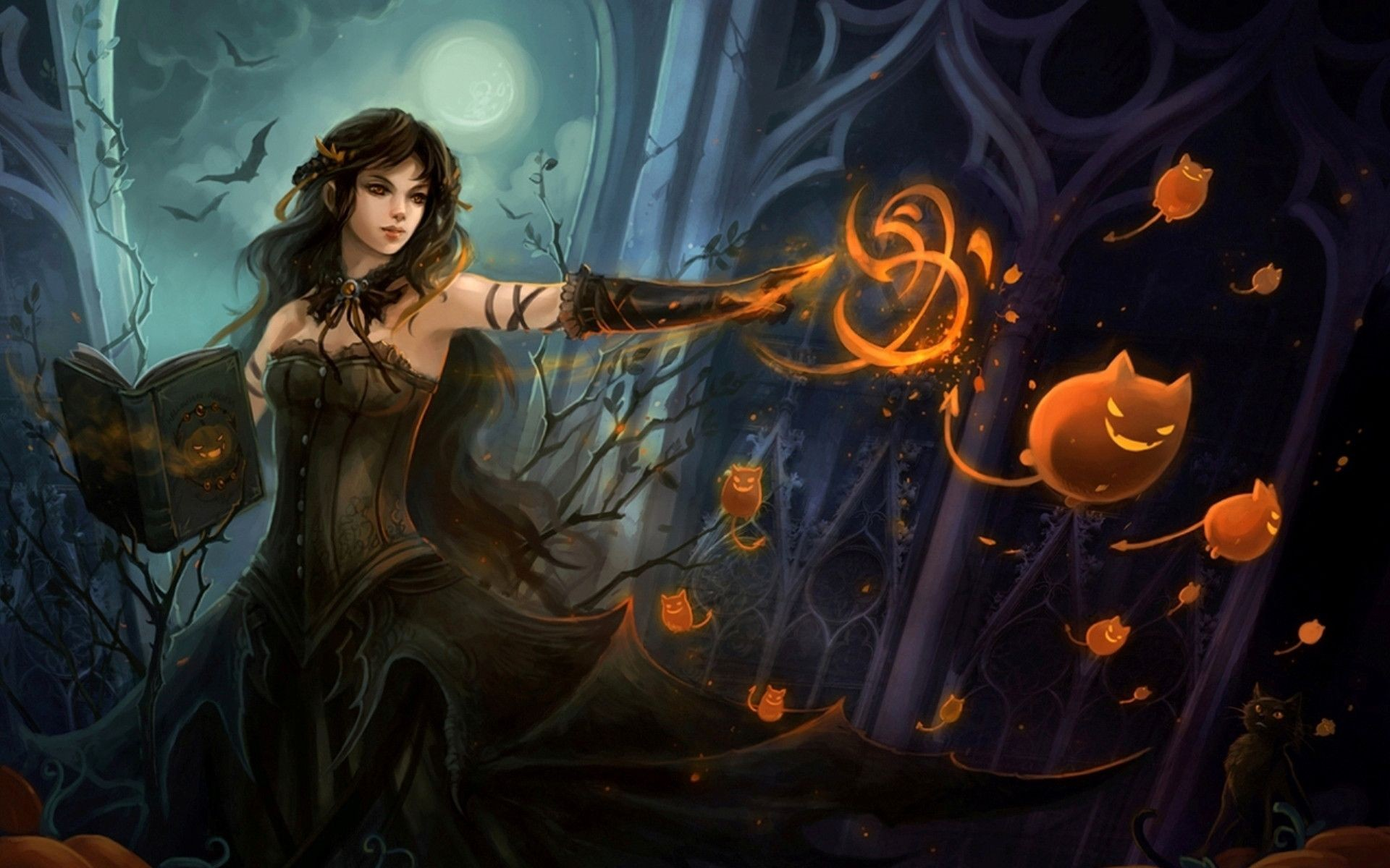 Witch Wallpaper Download Free Wallpapers For Desktop HD Wallpapers Download Free Images Wallpaper [1000image.com]