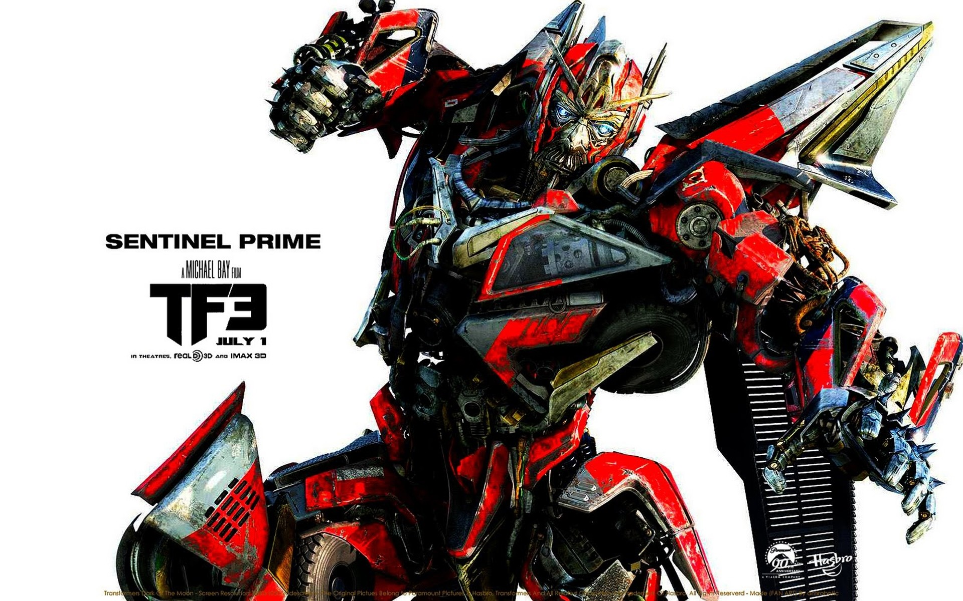 Transformers G1 Series Optimus Prime and Grimlock Wallpaper ·①