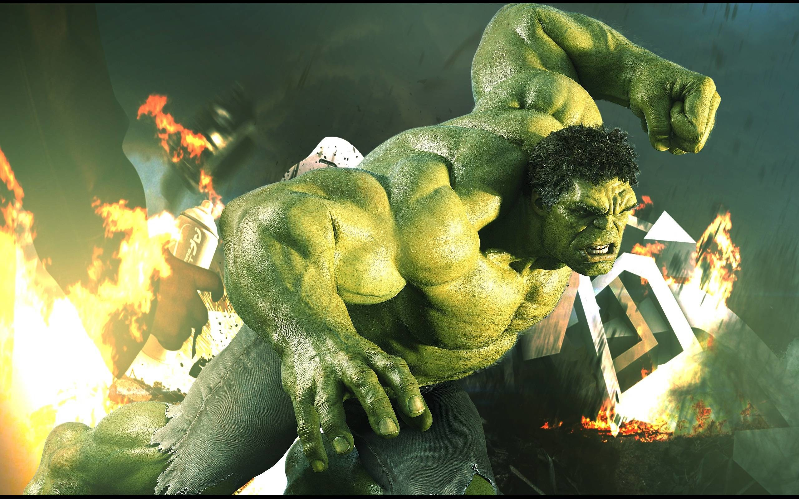 2560x1600 Incredible Hulk Wallpapers HD By Elizabeth Chamberlain 13 Download Comics