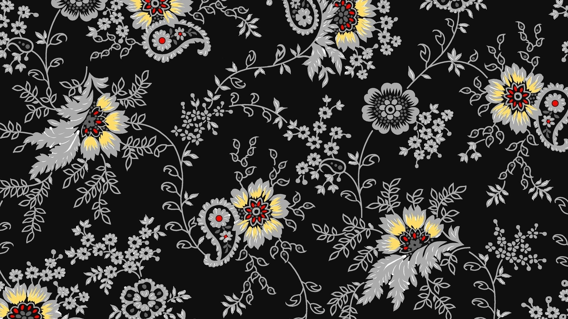 Black Floral Background Tumblr Wallpapertag