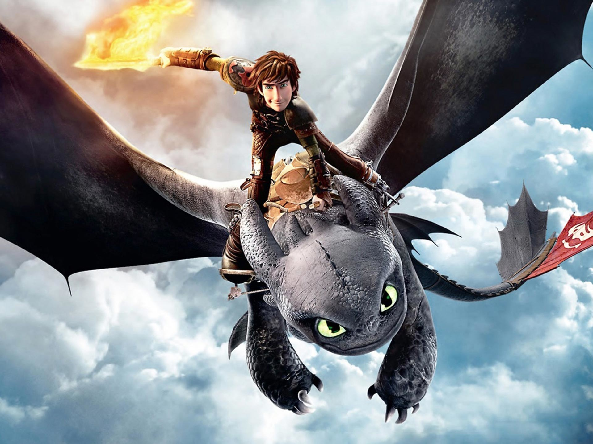 how to train your dragon - HD1920×1440