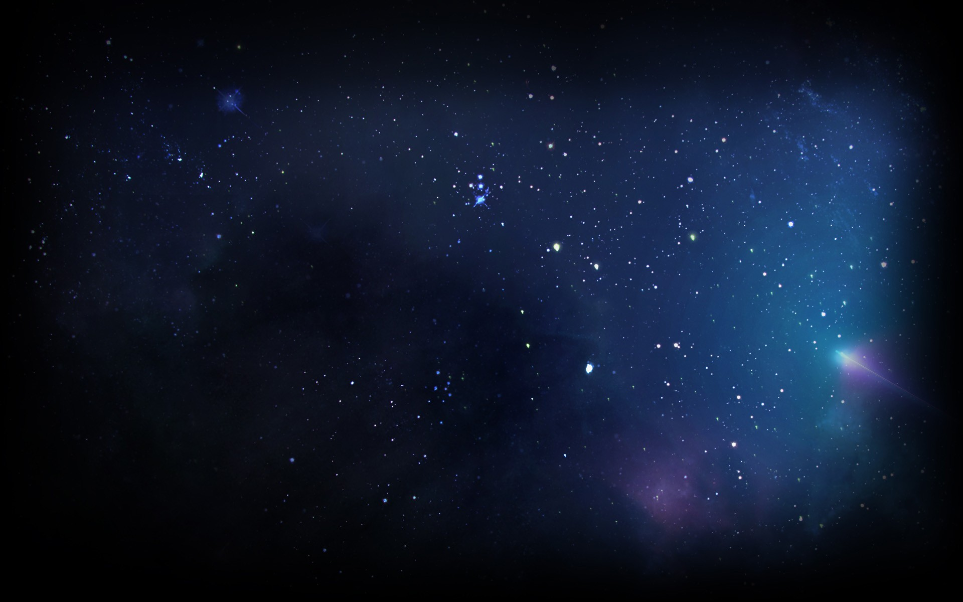blue space background 183�� download free awesome full hd