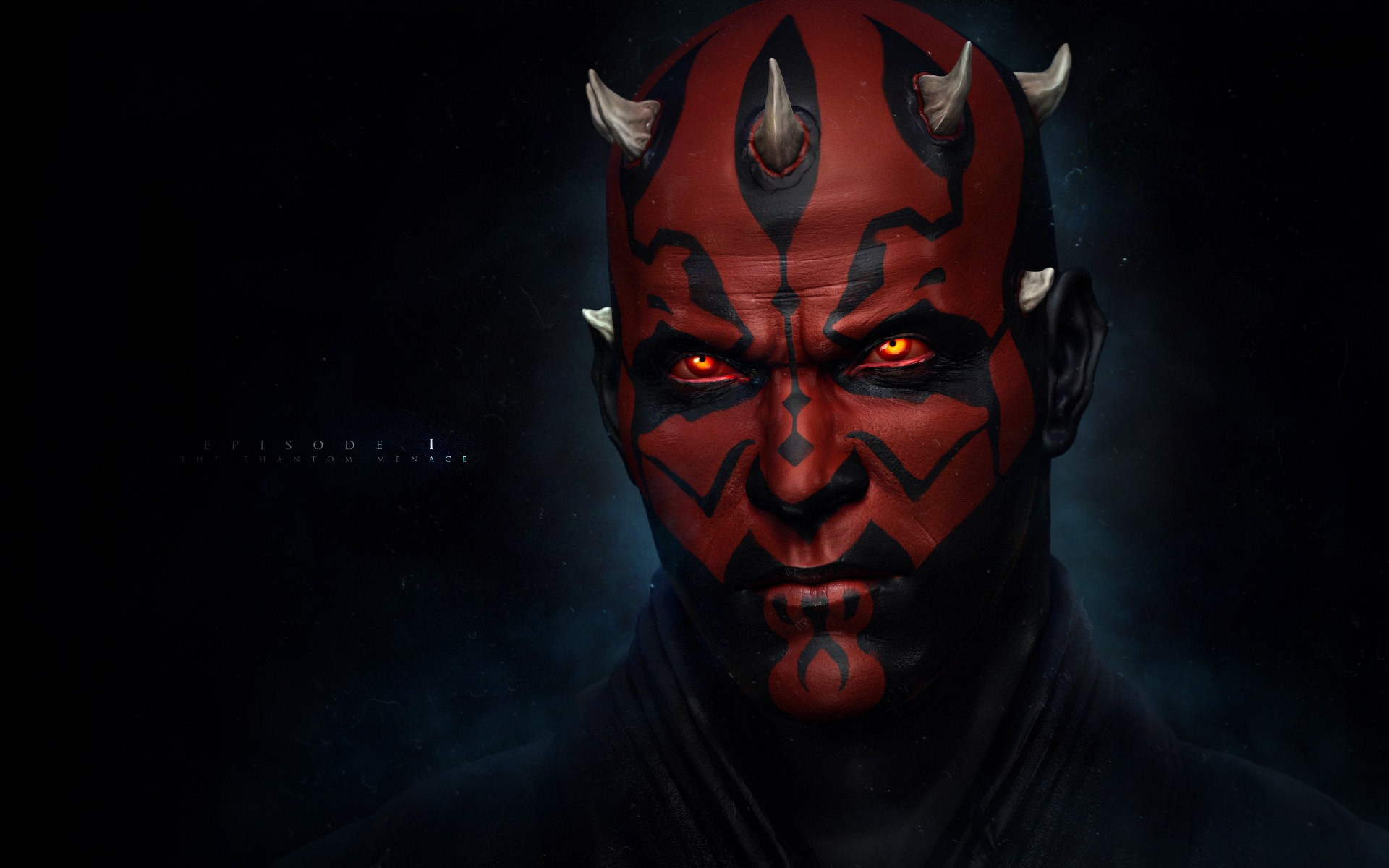 Yes the very same Darth Maul who got chopped in half and tumbled down a pit in Star Wars Episode I The Phantom Menace So how is Darth Maul alive and
