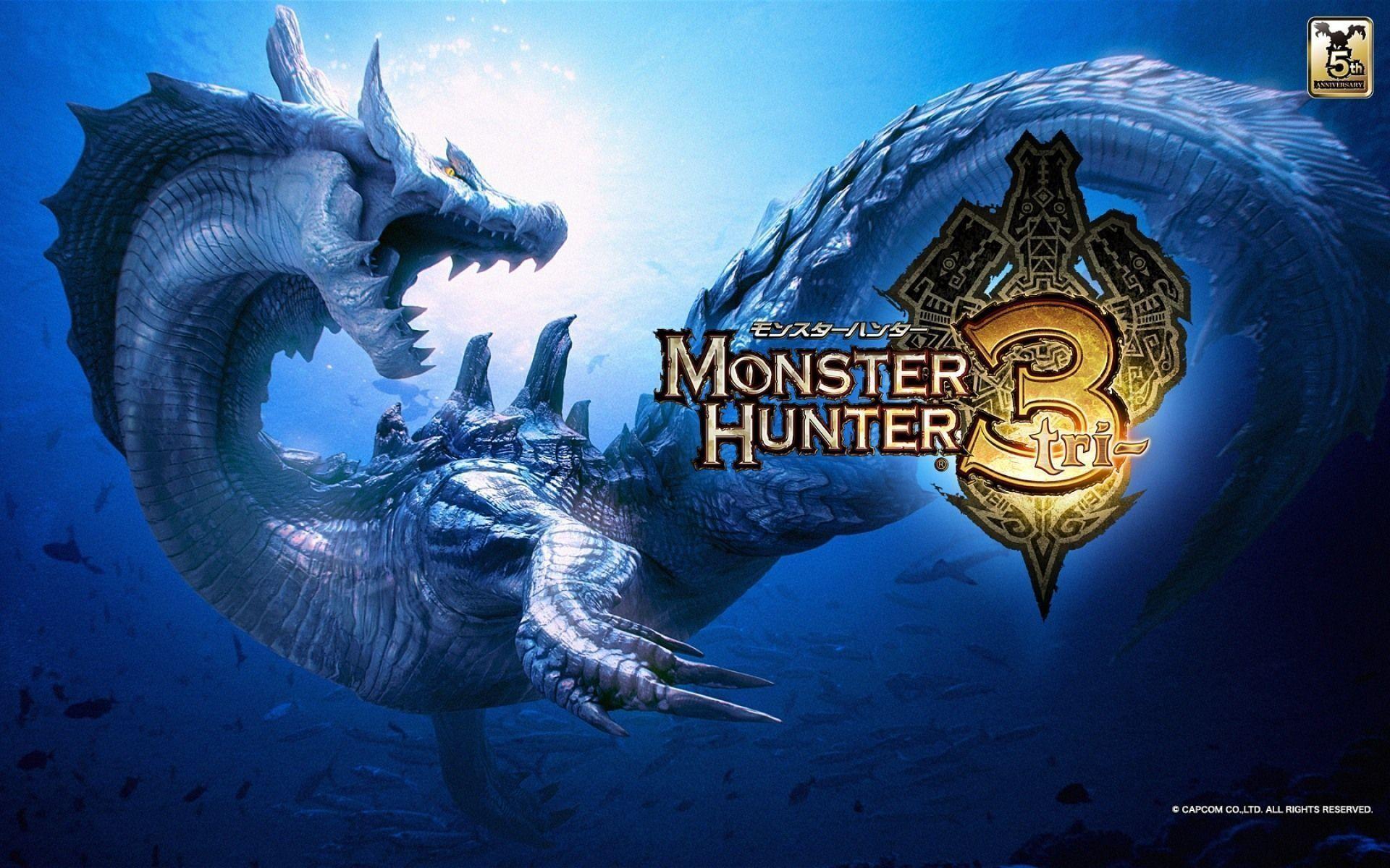 Monster Hunter Tri Wallpaper Wallpapertag