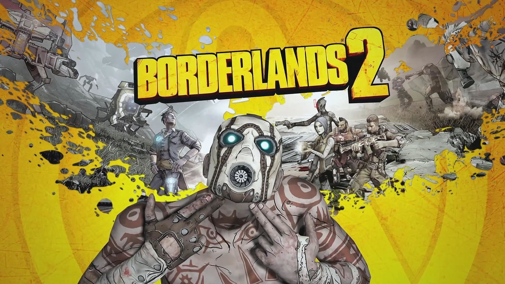 Borderlands 2 Wallpaper 1920x1080 ·① WallpaperTag