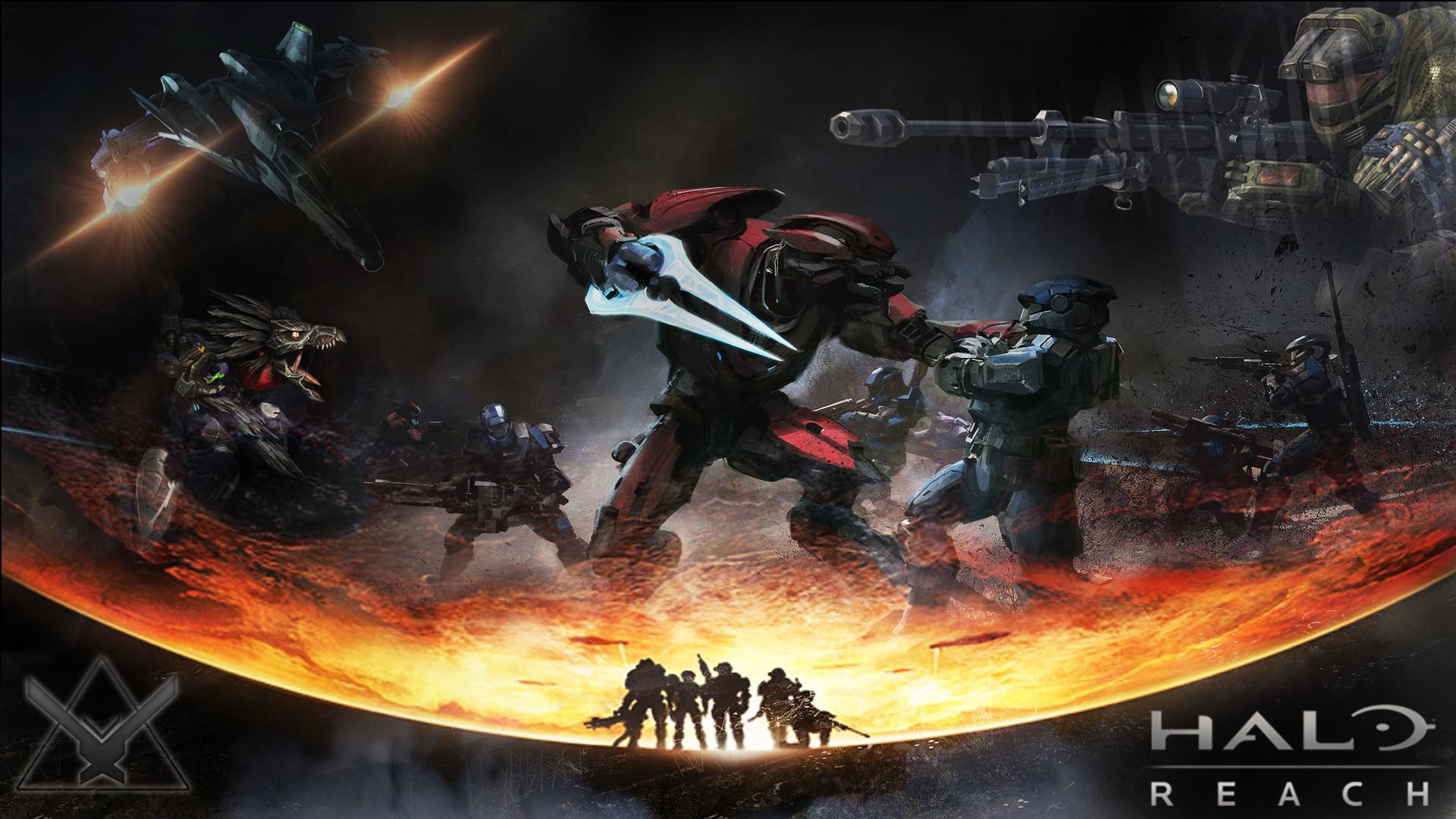 Halo 3 Background ·① WallpaperTag