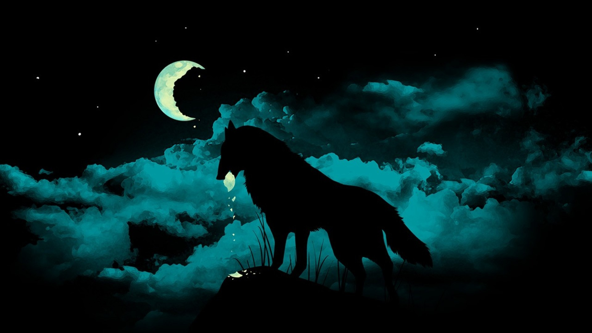 Hd Wallpaper Wolf Hd Wallpaper For Desktop Background