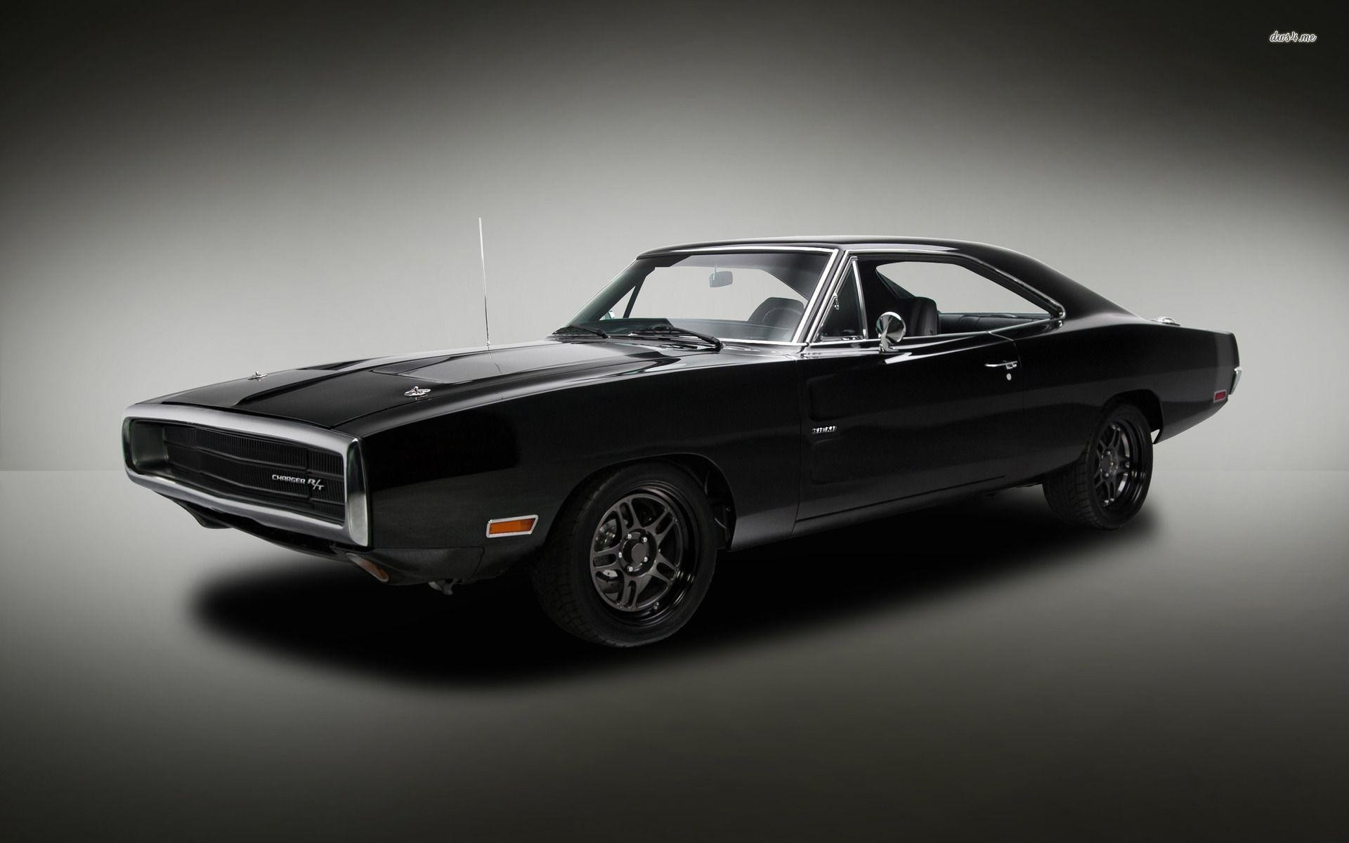 1969 Dodge Charger Wallpaper ①