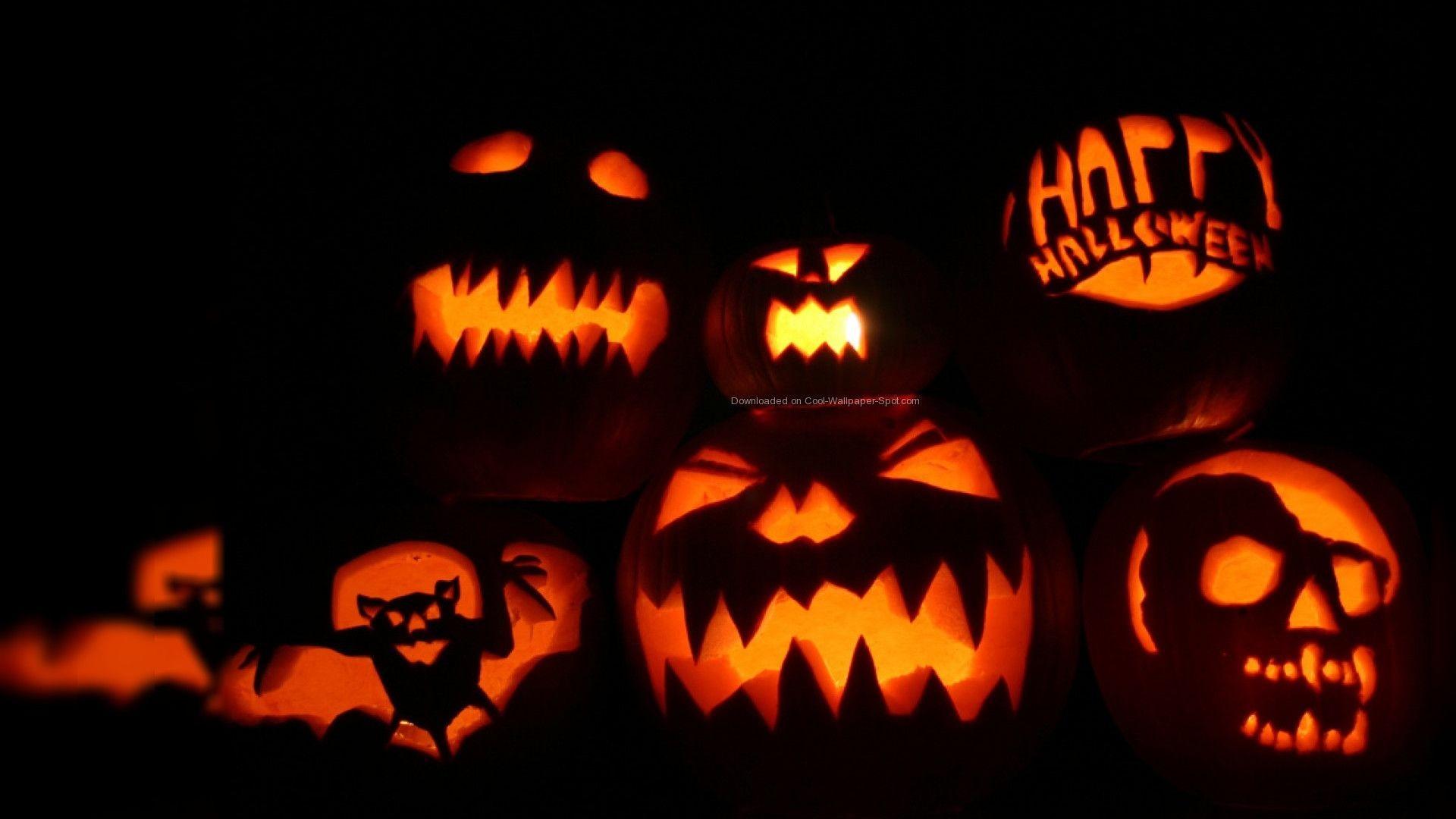 Vertical Halloween Desktop Wallpaper 1920x1080 Pc