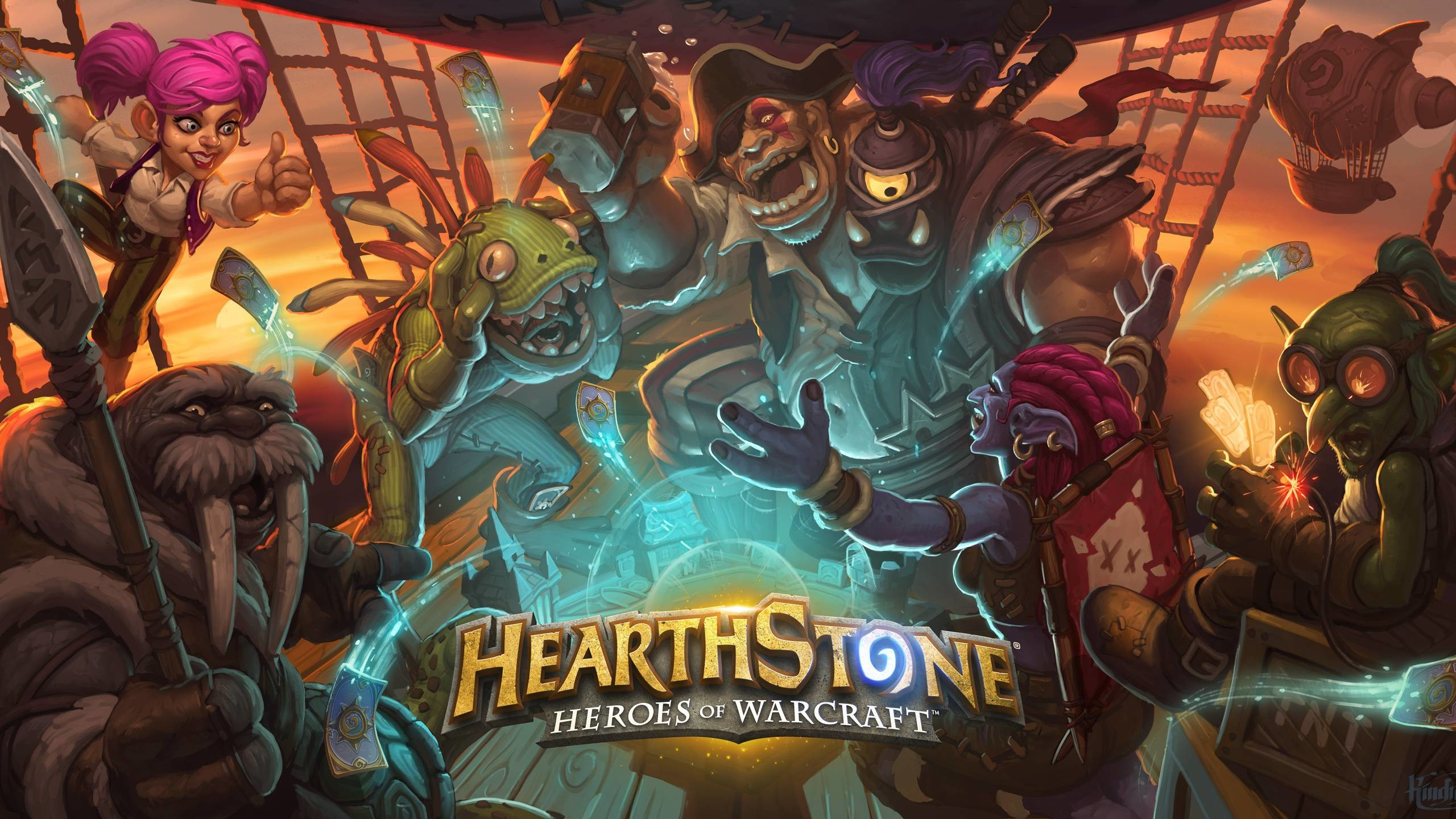 Hearthstone Wallpapers ①