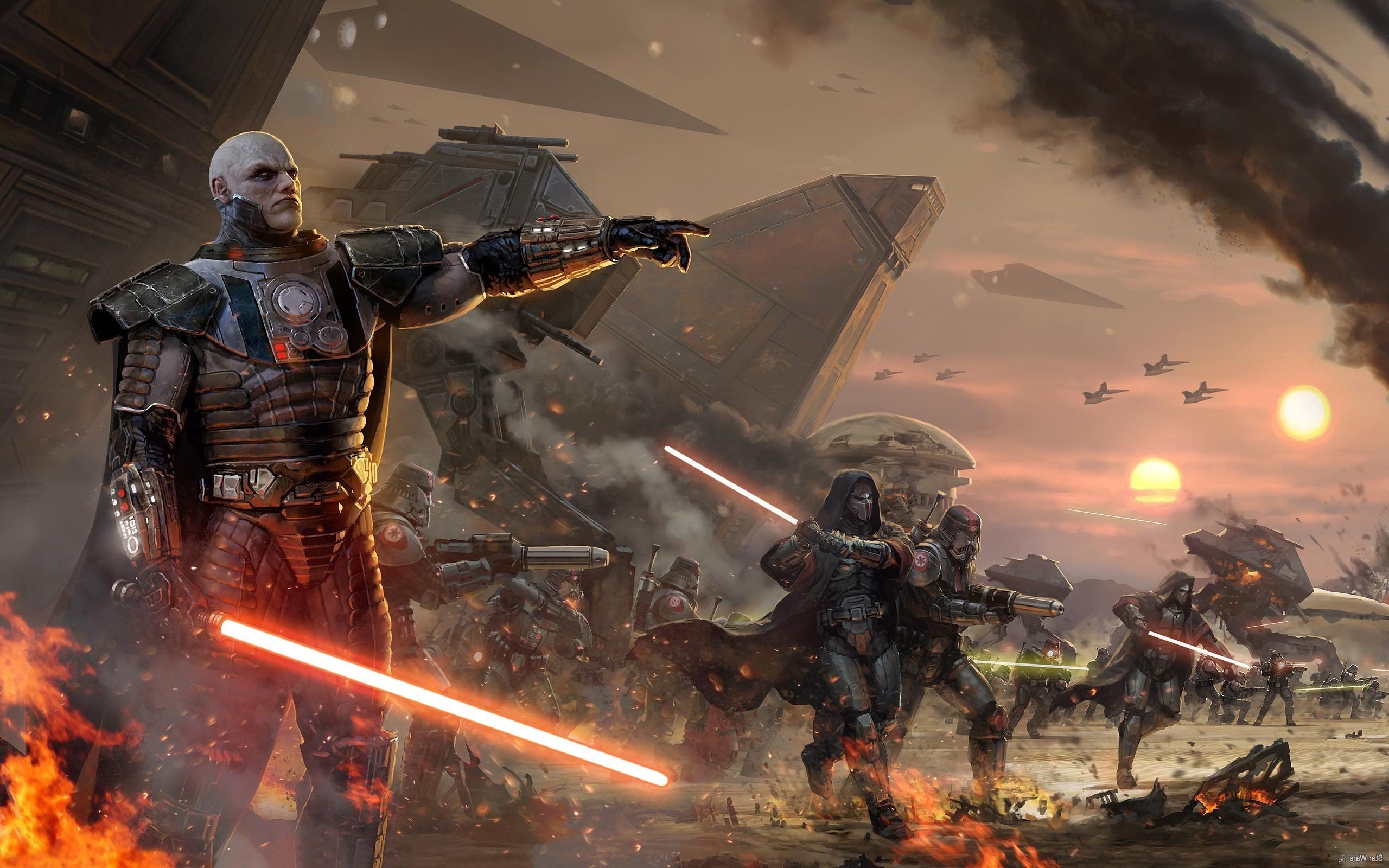 Star Wars Clone Wars Wallpaper Wallpapertag