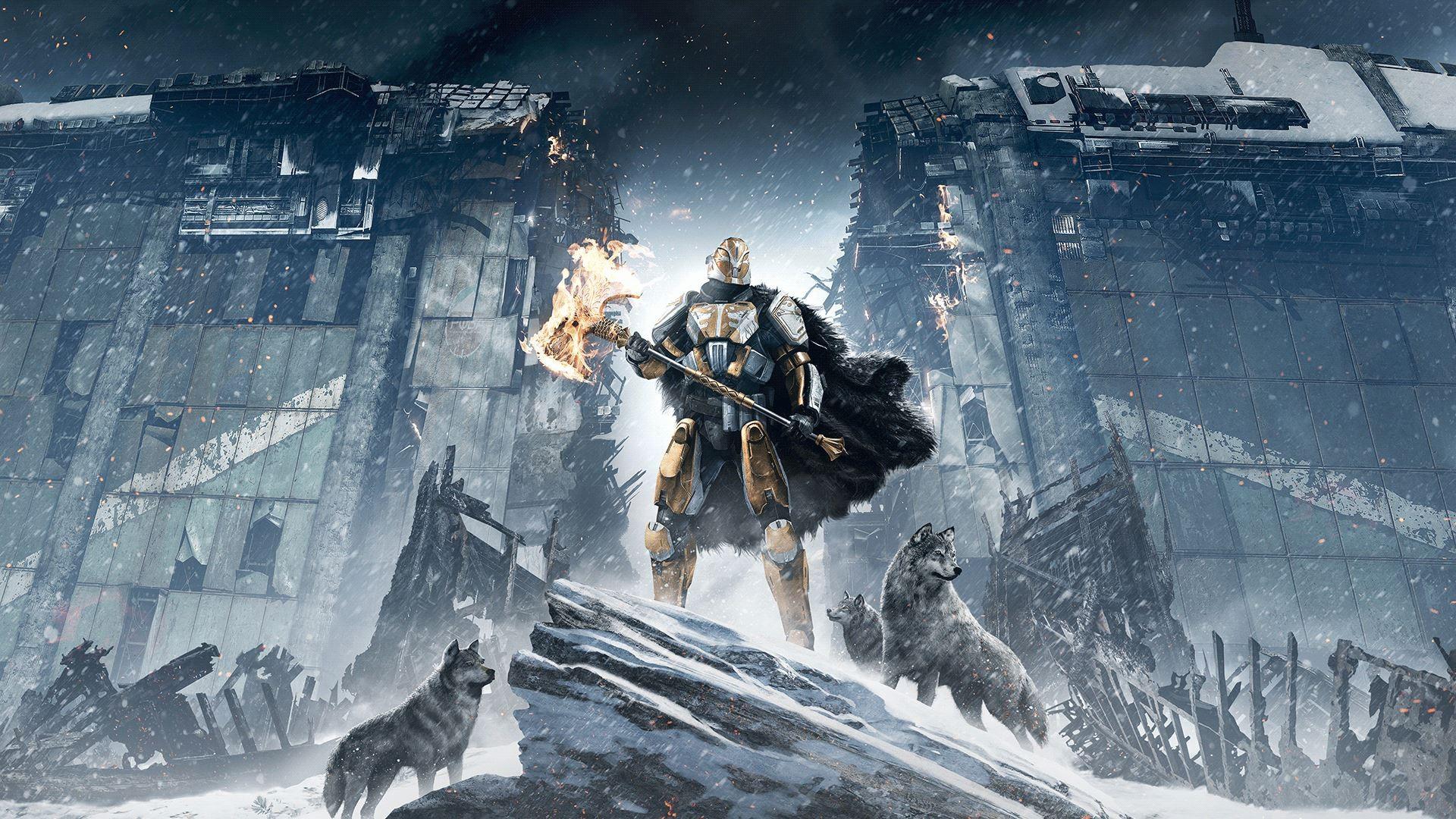 Destiny Rise Of Iron Wallpaper Download Free Stunning Full Hd