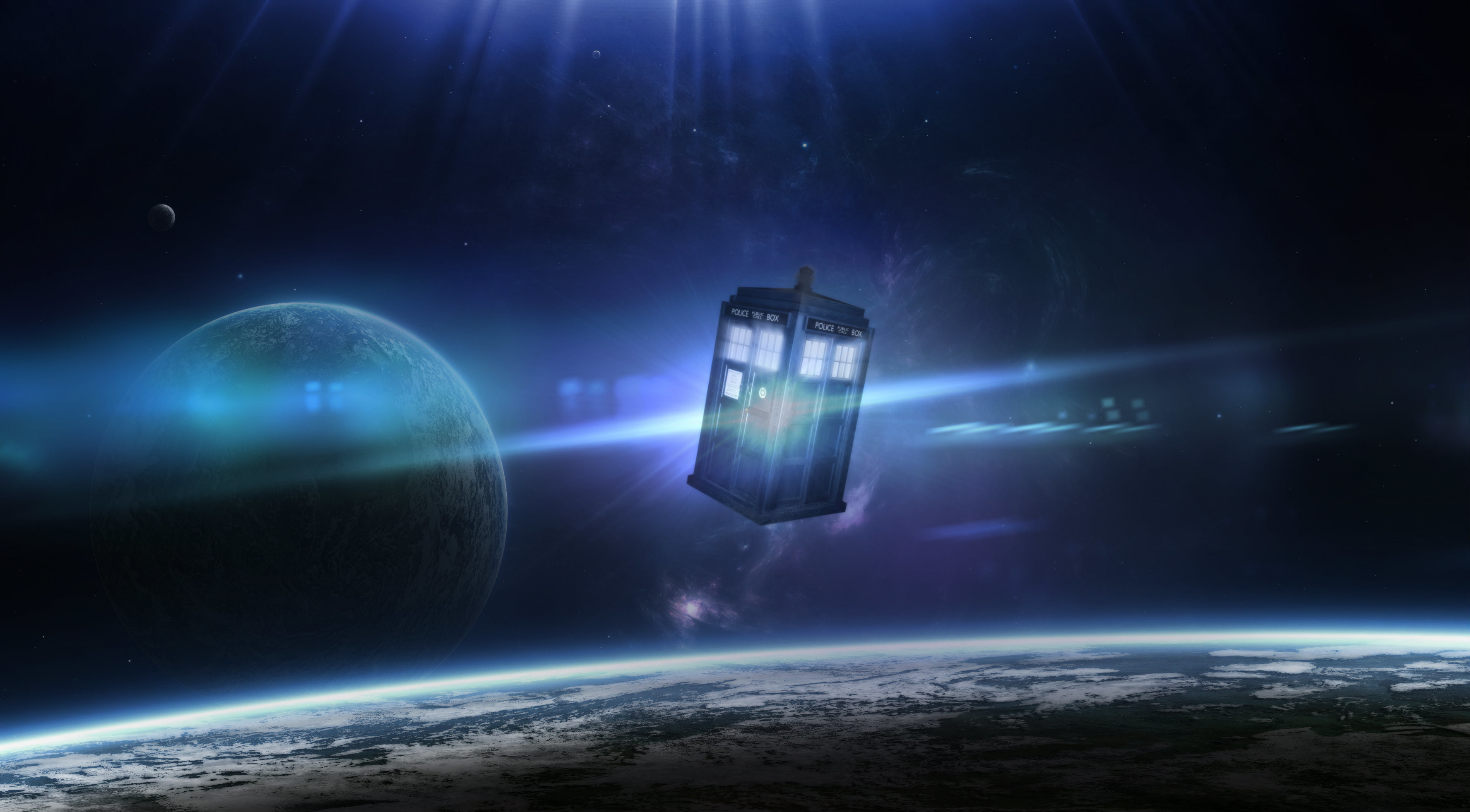 Doctor Who Wallpaper 1366x768 ·① WallpaperTag